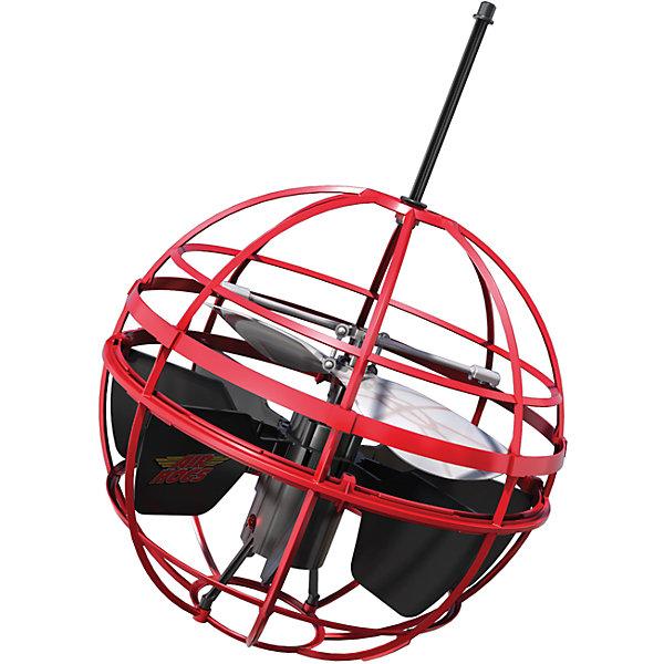 Игрушка НЛО Летающий шар, AIR HOGS, 44475/20063615Интерактивные игрушки для малышей<br>Игрушка НЛО Летающий шар, AIR HOGS - необычная игрушка, которая светится во время полета и может управляться при помощи рук, без пульта дистанционного управления (игроку необходимо лишь поднести ладонь к основанию летающего шара AIR HOGS НЛО).  У игрушки AIR HOGS НЛО есть сенсорные датчики, которые позволяют ей облетать препятствия, не задевая их, а также зависать в воздухе. Игрушка шар летающий AIR HOGS НЛО может быть использована одним игроком или же с ней могут играть два игрока, перекидывая ее друг другу. Летающий шар AIR HOGS НЛО может летать на определенном расстоянии от поверхности. Ребенок может самостоятельно регулировать высоту полета при помощи ладошек.  Как играть: 1) Включите игрушку (кнопка ON) 2) Установите игрушку на ровную поверхность (или пол), не берите сразу в руки. Игрушка начнет подниматься вверх/вниз, и через несколько секунд она начнет летать более сбалансированно. 3) Игра руками: НЛО зависает над вашей вытянутой рукой. 4) Перекидывание: возьмите тарелку за антенну и легонько перекиньте напарнику под углом 10-30 градусов. 5) После окончания игры нажмите кнопку Off-  Дополнительная информация:  - Диаметр игрушки: 14 см. - Материал: ударопрочный пластик, встроенные сенсорные датчики. - Игрушка светится во время полета. - Для работы необходимы 6 батареек х АА (в наборе нет).   Игрушку НЛО Летающий шар, AIR HOGS можно купить в нашем интернет-магазине.<br><br>Ширина мм: 130<br>Глубина мм: 300<br>Высота мм: 230<br>Вес г: 419<br>Возраст от месяцев: 96<br>Возраст до месяцев: 156<br>Пол: Мужской<br>Возраст: Детский<br>SKU: 4835985