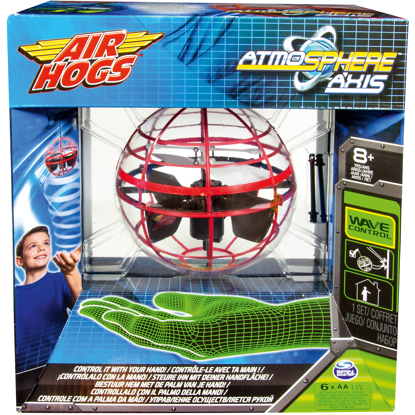 ������� ��� �������� ���, AIR HOGS, 44475/20063615 (Spin Master)