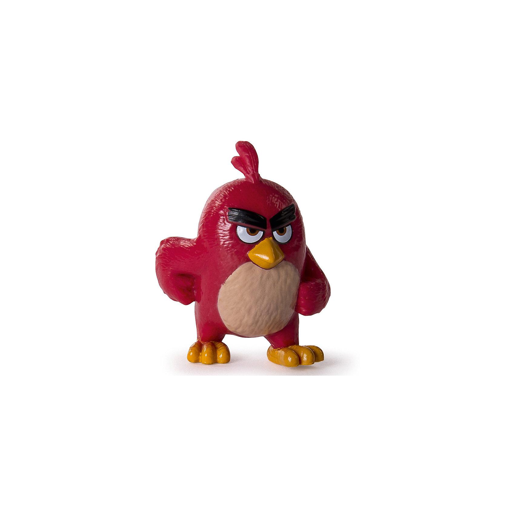 Коллекционная фигурка Сердитая птичка, Angry Birds, 90501/40073074Мини фигурки – герои мультфильма Angry Birds.  Ярко выраженные характеры героев. Размер 5см. 12 видов в ассортименте<br><br>Ширина мм: 45<br>Глубина мм: 131<br>Высота мм: 123<br>Вес г: 23<br>Возраст от месяцев: 96<br>Возраст до месяцев: 156<br>Пол: Мужской<br>Возраст: Детский<br>SKU: 4835995