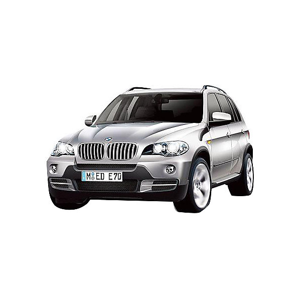 Машина BMW X5, 1:18, со светом, р/у, RASTAR, серебристыйРадиоуправляемые машины<br>Невероятно стильная и красивая модель, выполненная в масштабе 1:18 приведет в восторг любого мальчишку! Машина прекрасно детализирована, очень похожа на настоящий автомобиль, развивает скорость до 12км/ч. Модель имеет четыре направления движения: вперед, назад, вправо и влево, работающие передние и задние фары, стоп-сигналы, при повороте вправо/влево включаются поворотники, во время движения слышен шум работающего двигателя.   Дополнительная информация:  - Материал: пластик, металл. - Размер: 27,5х10,5х 10,4 см.  - Максимальная скорость 12 км/ч. - Время непрерывной работы: 120 мин. - Масштаб: 1:18. - Комплектация: машинка; пульт управления. - Звуковые и световые эффекты. - Элемент питания: 4 ААА батарейки 1 крона (в комплект не входят). - Дистанция управления: до 15 м. - Цвет в ассортименте. ВНИМАНИЕ! Данный артикул представлен в разных цветовых вариантах. К сожалению, заранее выбрать определенный цвет невозможно. При заказе нескольких машин, возможно получение одинаковых.  Машину BMW X5, 1:18, со светом, р/у, RASTAR, в ассортименте, можно купить в нашем магазине.<br>Ширина мм: 170; Глубина мм: 380; Высота мм: 150; Вес г: 830; Возраст от месяцев: 36; Возраст до месяцев: 144; Пол: Мужской; Возраст: Детский; SKU: 4838269;