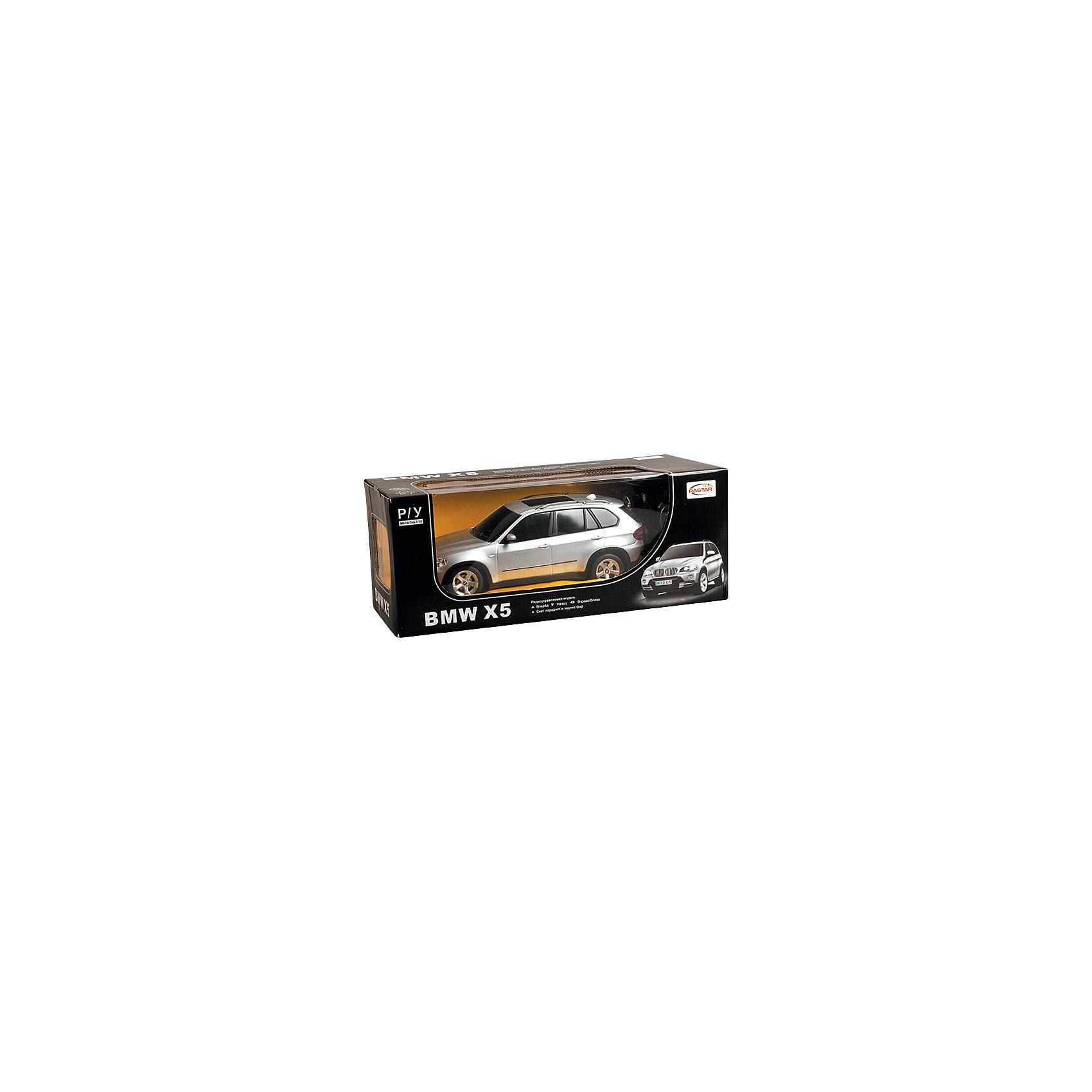 ������ BMW X5, 1:18, �� ������, �/�, RASTAR, ����������� (-)