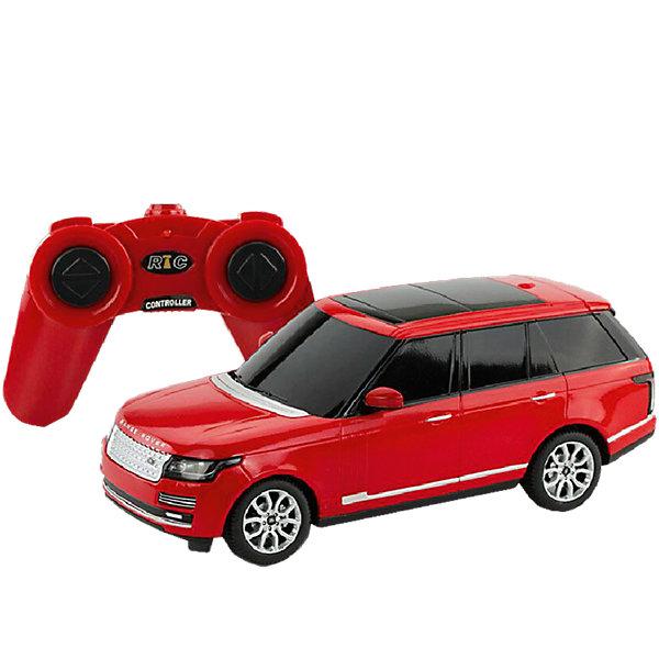 Машина Range Rover sport 2013 1:24, на р/у, RASTAR, красныйРадиоуправляемые машины<br>Машина Range Rover sport 2013 1:24, на радиоуправлении, RASTAR – это точная копия оригинального автомобиля. Радиоуправляемая машинка Range Rover Sport 2013 Version сделана в масштабе 1:24 точь в точь как настоящая. Машинка управляется пультом дистанционного управления, передвигается вперед и назад, поворачивает вправо и влево, останавливается. Модель оснащена световыми эффектами: включение фар при движении вперед, включение стоп-сигналов при торможении и движении назад.  Дополнительная информация:  - В комплекте: машинка, пульт управления, инструкция - Пульт работает на частоте  27MHz - Дальность действия радиосигнала: до 25 метров - Максимальная скорость: 10 км/ч. - Длина игрушки: 19 см. - Размер упаковки: 38 х 13 х 11,5 см. - Вес: 580 гр. - Питание: 5 батареек АА (в комплект не входят) - Материал: пластмасса, металл    Машину Range Rover sport 2013 1:24, на р/у, RASTAR  можно купить в нашем интернет-магазине.<br><br>Ширина мм: 130<br>Глубина мм: 380<br>Высота мм: 110<br>Вес г: 580<br>Возраст от месяцев: 36<br>Возраст до месяцев: 144<br>Пол: Мужской<br>Возраст: Детский<br>SKU: 4838272