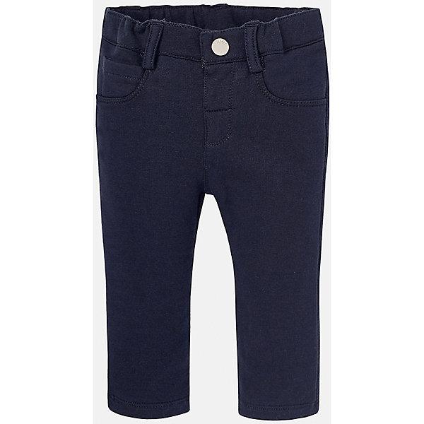 Леггинсы для девочки MayoralДжинсы и брючки<br>Леггинсы торговой марки    Майорал -Mayoral  будут прекрасным дополнением к любой одежде. Изделие не сковывает движений удобно в носке. Красивые леггинсы будут хорошо сочетаться сочетаться с туниками<br><br>Дополнительная информация: <br><br>- состав: хлопок 57%,полиэстер 38%,эластан 5%<br>- цвет: красный<br>- параметры брючин: длина по внутреннему шву: 21 см<br>- фактура материала: трикотажный<br>- тип посадки: средняя посадка<br>- тип карманов: без карманов<br>- уход за вещами: бережная стирка при 30 градусах<br>- рисунок: без рисунка<br>- назначение: повседневная<br>- сезон: круглогодичный<br>- пол: девочки<br>- страна бренда: Испания<br>- страна производитель: Китай<br>- комплектация: леггинсы<br><br>Леггинсы торговой марки    Майорал  можно купить в нашем интернет-магазине.<br>Ширина мм: 123; Глубина мм: 10; Высота мм: 149; Вес г: 209; Цвет: синий; Возраст от месяцев: 6; Возраст до месяцев: 9; Пол: Женский; Возраст: Детский; Размер: 74,86,80,92; SKU: 4845979;