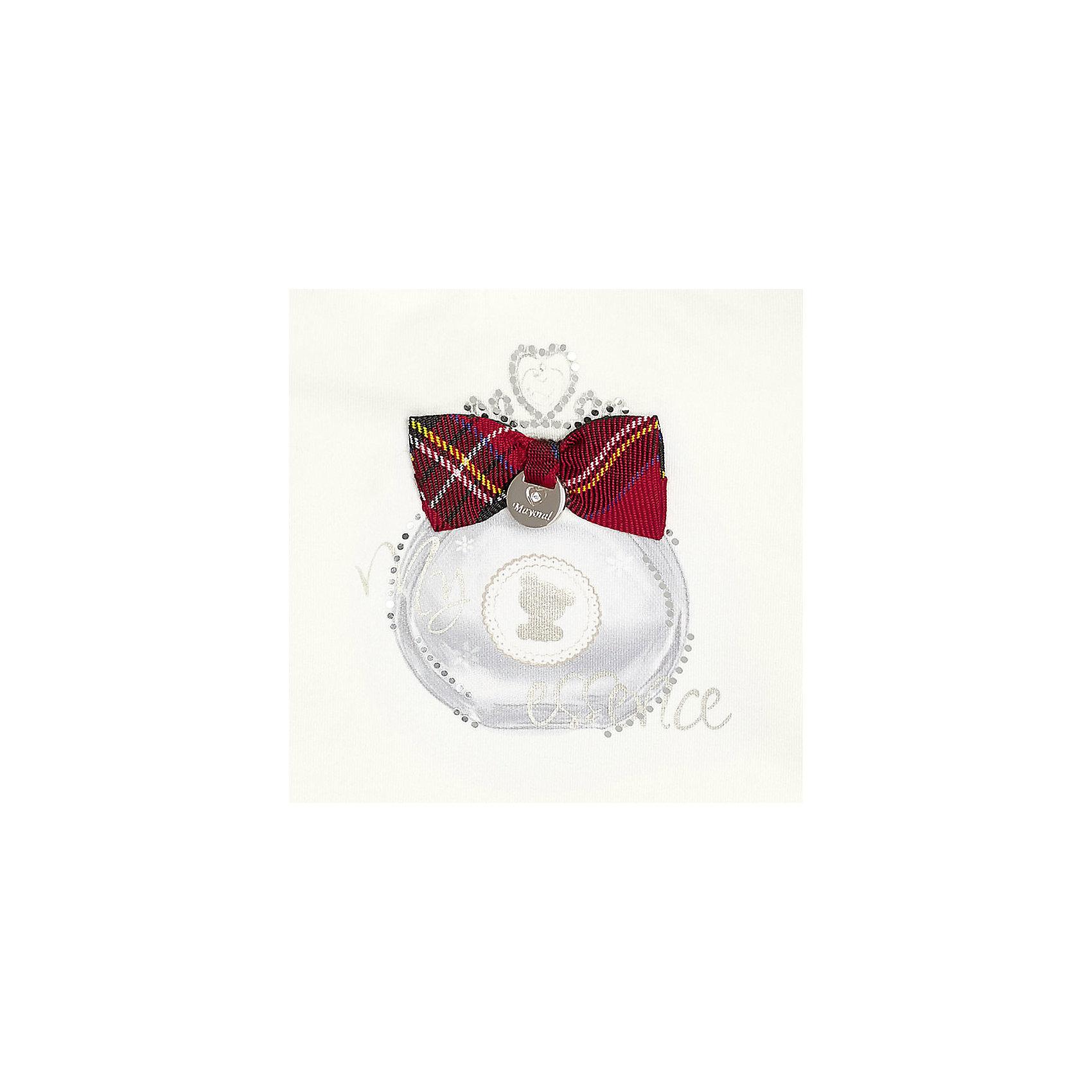 Комплект:блузка и леггинсы для девочки Mayoral от myToys