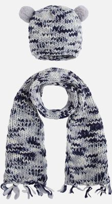 Комплект:шапка и шарф для девочки Mayoral фото-1