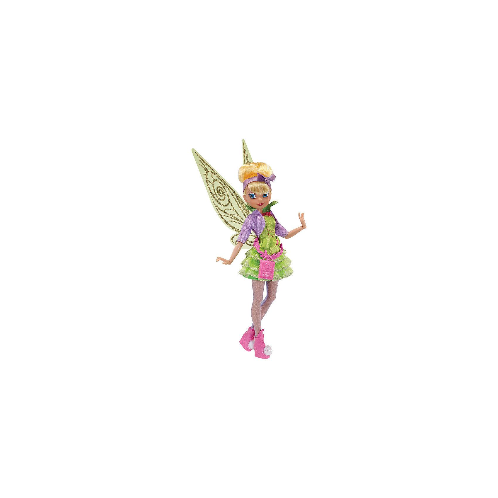 Фея Делюкс Jinn, 23 см,  Феи ДиснейФеи Дисней<br>Фея Делюкс, 23 см, Disney Fairies (Феи Дисней) – это волшебные феи Дисней в шикарных пиратских нарядах.<br>В этих наборах – уникальные феи Дисней в нарядах из мультфильма «Тайны пиратского острова». У фей подвижные ручки и ножки на шарнирах, яркие платья в «пиратском» стиле, безупречные прически, красивые сапожки и большие блестящие крылья, которые можно легко отстегнуть. Купи одну из трех куколок фей – Динь-Динь, Незабудку или Розетту и разгадай тайну загадочного острова!<br><br>Дополнительная информация:<br><br>- Крылышки отстегиваются<br>- Высота каждой куколки: 23 см.<br>- Феи поставляются в прозрачной упаковке<br><br>Куклу Фея Делюкс, 23 см, Disney Fairies (Феи Дисней) можно купить в нашем интернет-магазине.<br><br>Ширина мм: 205<br>Глубина мм: 335<br>Высота мм: 65<br>Вес г: 410<br>Возраст от месяцев: 72<br>Возраст до месяцев: 144<br>Пол: Женский<br>Возраст: Детский<br>SKU: 4849969