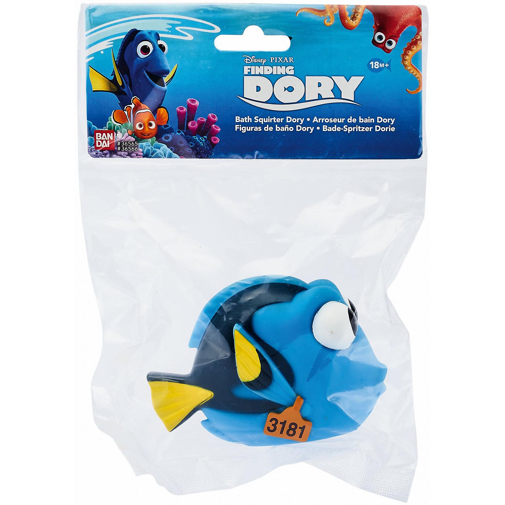 Подводный обитатель-брызгалка Дори, 7-10см, В поисках ДориВ поисках Дори<br>Подводный обитатель-брызгалка Дори, 7-10см, В поисках Дори<br><br>Характеристики:<br><br>• Размер упаковки: 10х4х7 см<br>• Вес : 71 г.<br>• Цвет: голубой.<br><br>Подводный обитатель - забавная игрушка-брызгалка, с которой купание станет для ребенка веселой, увлекательной игрой! Набрав в рыбку воду, можно затем брызгать струей, нажав на нее. Отверстие располагается у рыбки во рту. Игрушка выполнена из мягкого материала, ее длина составляет от 7 до 10 см. Такая игрушкой сделает купание вашего малыша веселым и забавным.<br><br>Подводный обитатель-брызгалка Дори, 7-10см, В поисках Дори, можно купить в нашем интернет – магазине.<br><br>Ширина мм: 100<br>Глубина мм: 70<br>Высота мм: 40<br>Вес г: 71<br>Возраст от месяцев: 36<br>Возраст до месяцев: 120<br>Пол: Унисекс<br>Возраст: Детский<br>SKU: 4849990