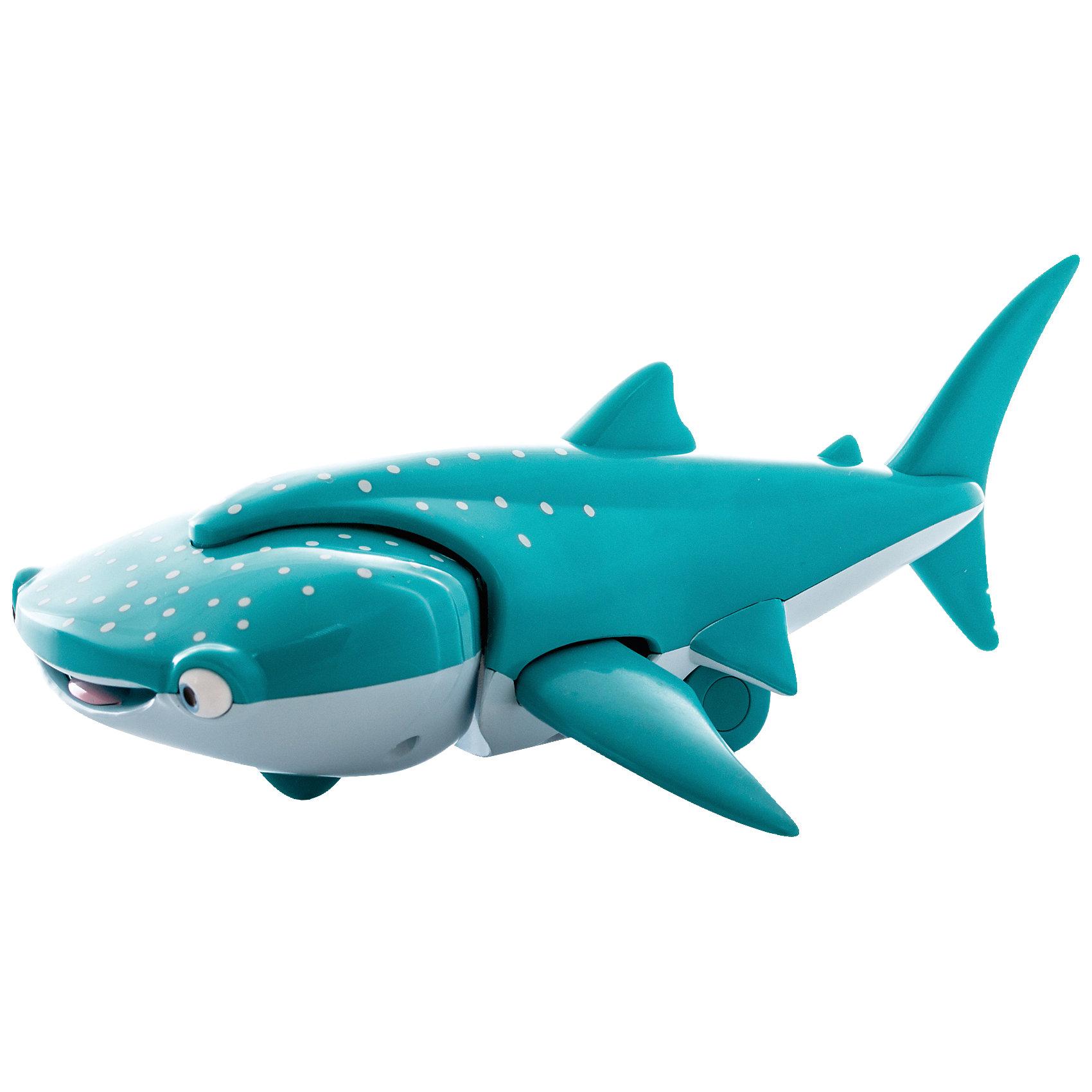 Фигурка Дестини 15см, функциональная, В поисках ДориНебольшая функциональная фигурка Finding Dory выглядит очень ярко и красочно. <br><br>Дестини - китовая акула. Фигурка передвигается на колесиках, при этом у нее двигается из стороны в сторону голова, щупальца подвижны.<br><br>Игрушка выполнена из высококачественного пластика и выглядит очень эффектно, работает на 3 батарейках LR44 (входят в комплект).<br><br>Ширина мм: 155<br>Глубина мм: 310<br>Высота мм: 80<br>Вес г: 278<br>Возраст от месяцев: 36<br>Возраст до месяцев: 120<br>Пол: Унисекс<br>Возраст: Детский<br>SKU: 4849991