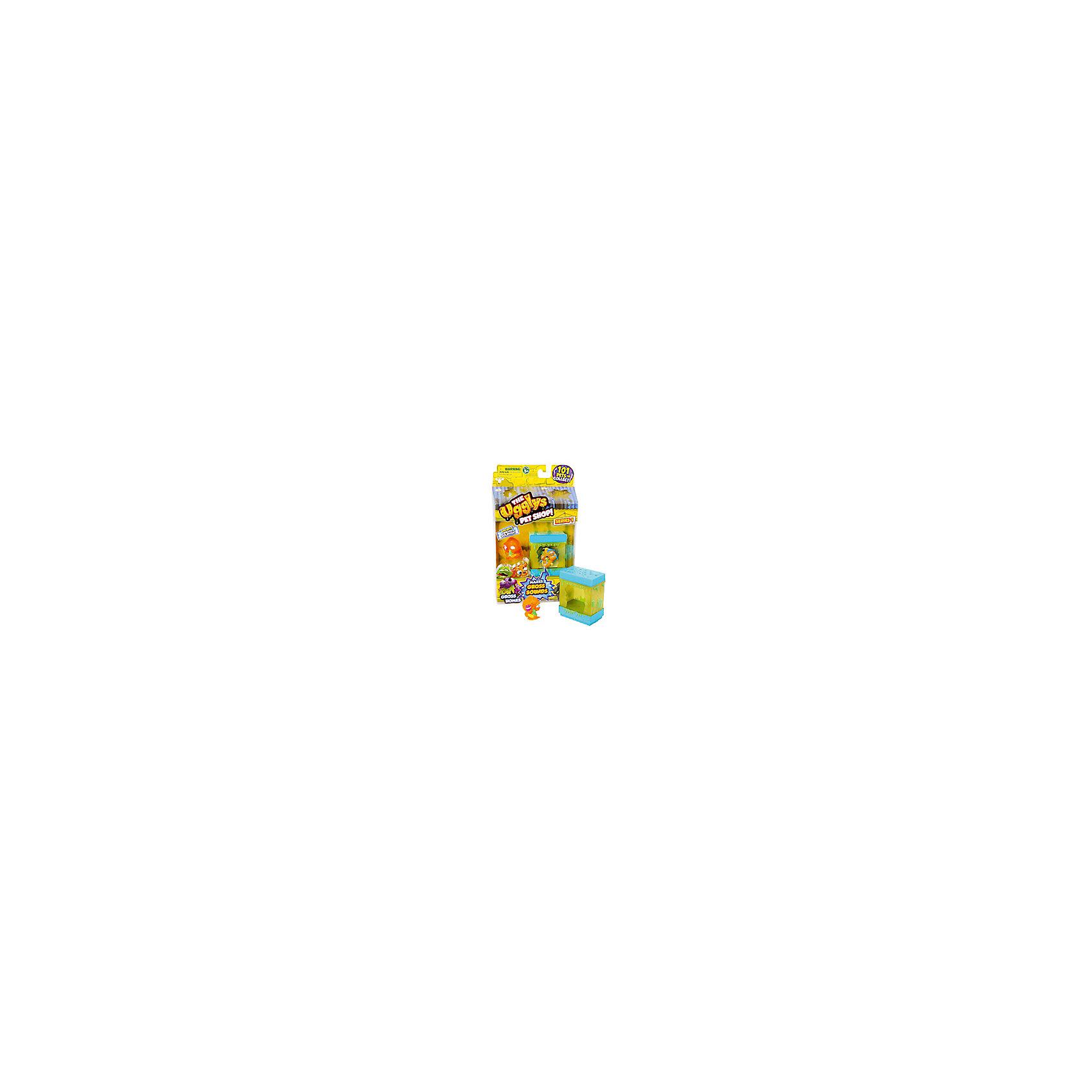 Набор Домик с фигуркой Dogay Dunm, Ugglys Pet ShopНабор Домик с фигуркой, Ugglys Pet Shop – это настоящая находка для юной любительницы хулиганских питомцев.<br>Игровой набор из серии «Хулиганские животные» состоит из домика для питомца со звуковыми эффектами и уникальной фигурки питомца, которую нельзя найти в других упаковках и наборах серии. Яркий домик также неказист, как его обитатель, но может издавать преотвратительные звуки, если на него нажать. А если соединить несколько домиков вместе, то из них получится этакая шумная многоэтажная хрущоба для животных.<br><br>Дополнительная информация:<br><br>- В наборе: домик, уникальная фигурка<br>- Материал: высококачественная пластмасса, прорезиненный материал<br>- Батарейки: 2 батарейки LR44 (в комплект не входят)<br>- Размер упаковки: 140х230х50 мм.<br>- Вес: 189 гр.<br><br>Набор Домик с фигуркой, Ugglys Pet Shop можно купить в нашем интернет-магазине.<br><br>Ширина мм: 140<br>Глубина мм: 230<br>Высота мм: 50<br>Вес г: 189<br>Возраст от месяцев: 60<br>Возраст до месяцев: 144<br>Пол: Унисекс<br>Возраст: Детский<br>SKU: 4849996