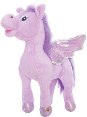 Мягкая игрушка Пони с крыльями , фиолетовая, МУЛЬТИ-ПУЛЬТИ