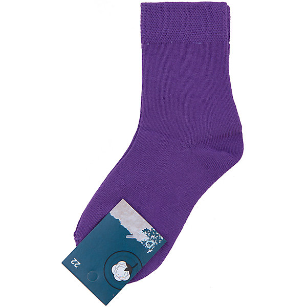 Носки для девочки DAUBERНоски<br>Характеристики товара:<br><br>• цвет: фиолетовый<br>• состав ткани: 88% хлопок, 10% полиамид, 2% лайкра<br>• сезон: круглый год<br>• страна бренда: Россия<br>• страна изготовитель: Россия<br><br>Мягкие носки для ребенка сделаны из эластичного качественного материала. Носки обеспечат ребенку комфорт благодаря мягкой резинке и дышащему материалу. Детские носки комфортно сидят, не вызывают неудобств. Бренд Dauber - это стильный продуманный дизайн и неизменно высокое качество исполнения. <br><br>Носки Dauber (Даубер) для девочки можно купить в нашем интернет-магазине.<br>Ширина мм: 87; Глубина мм: 10; Высота мм: 105; Вес г: 115; Цвет: лиловый; Возраст от месяцев: 120; Возраст до месяцев: 144; Пол: Женский; Возраст: Детский; Размер: 34/35,29-31,23-25,26-28,32-34,35/36; SKU: 4850941;