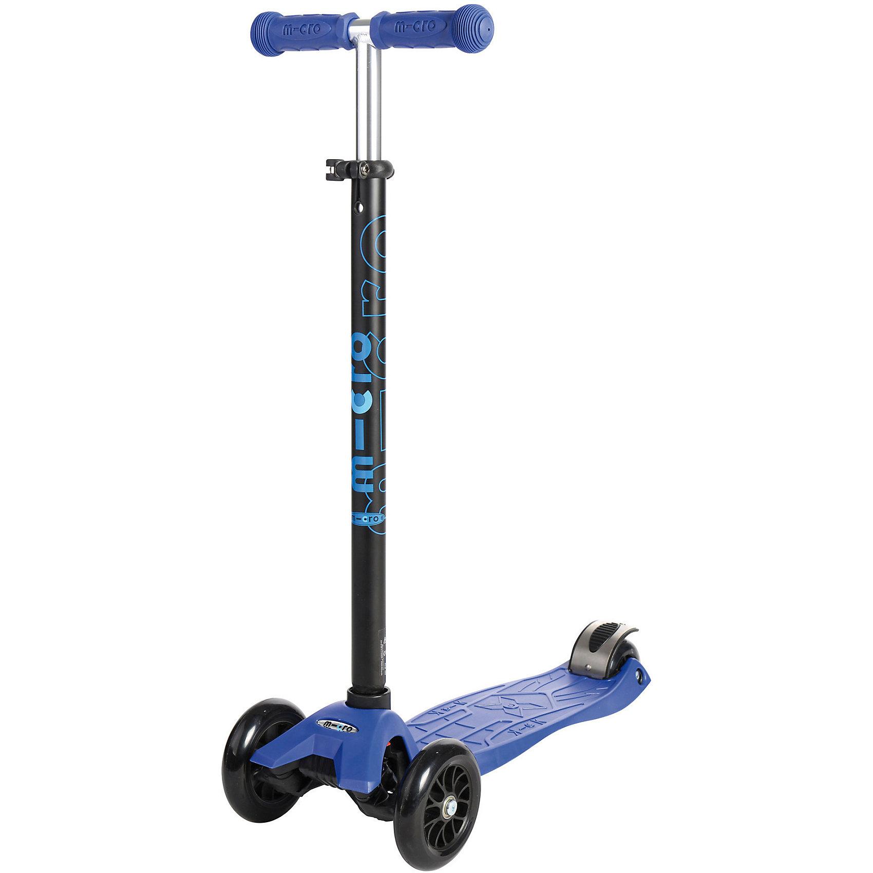 - Самокат Micro Maxi Micro T, синий