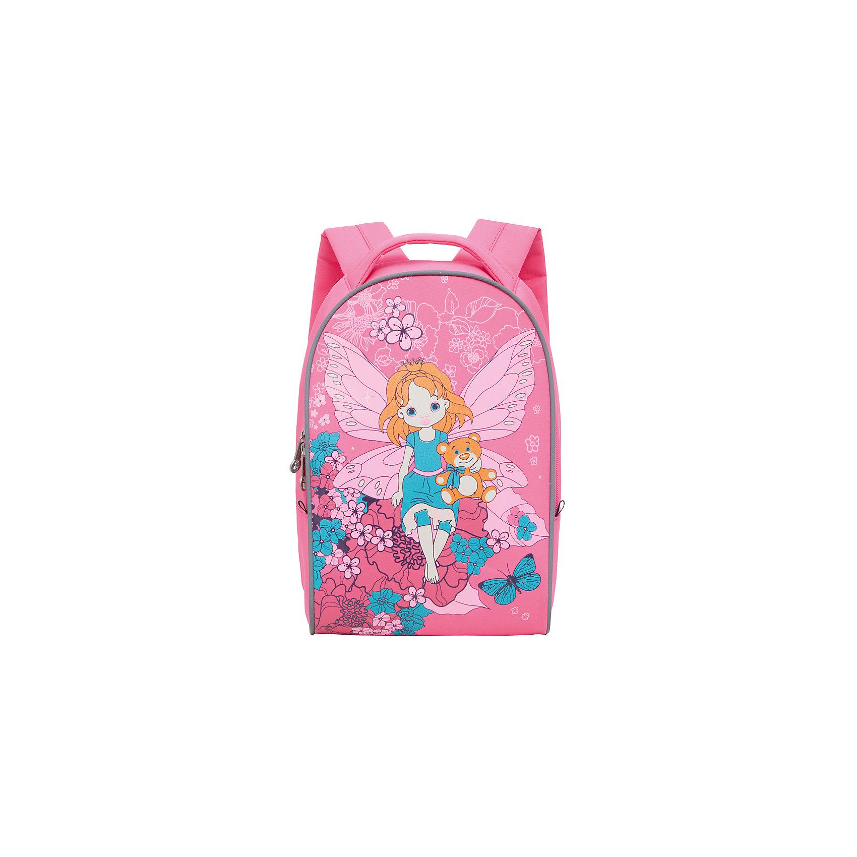 Детский рюкзак, яркая фуксия