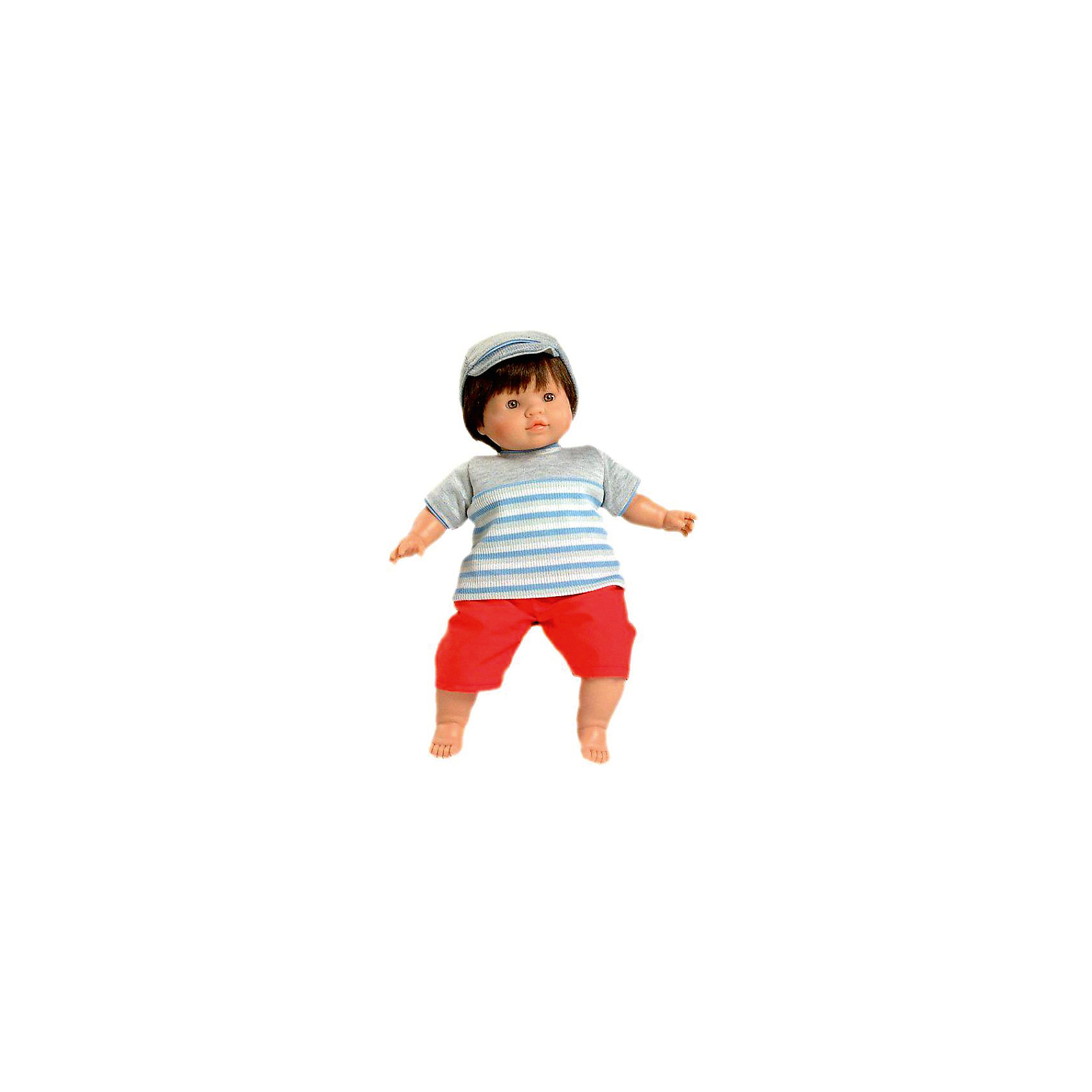 Paola Reina Кукла Нино Барнард, 36 см куклы и одежда для кукол paola reina кукла вирджи 36 см