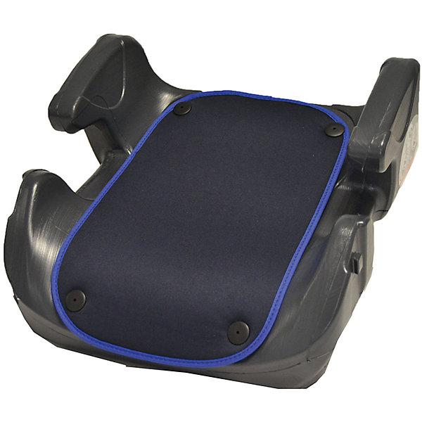 Автокресло-бустер Nania Topo Eco 15-36 кг, abyssГруппа 3 (от 22 до 36 кг) Бустеры<br>Бустер Topo ECO от Nania позволит перевозить ребенка, не беспокоясь при этом о его безопасности. Он предназначен для детей весом от 15 до 36 килограмм. Такой бустер обеспечит малышу не только безопасность, но и комфорт. Ребенок закрепляется  штатными автомобильными ремнями безопасности.<br>Автокресло устанавливают по ходу движения. Бустер ставится в автомобилях с 3-х точечными ремнями безопасности на заднем сиденье с краю. Такое кресло дает возможность свободно путешествовать, ездить в гости и при этом  быть рядом с малышом. Конструкция - очень удобная и прочная. Изделие произведено из качественных и безопасных для малышей материалов, оно соответствуют всем современным требованиям безопасности. Дополнено съемным чехлом, который можно стирать.<br> <br>Дополнительная информация:<br><br>цвет: синий;<br>материал: текстиль, пластик;<br>вес ребенка:  15 до 36 кг;<br>вес кресла: 1,9 кг;<br>съемный чехол.<br><br>Бустер Topo ECO 15-36 кг., abyss от компании Nania можно купить в нашем магазине.<br>Ширина мм: 430; Глубина мм: 430; Высота мм: 260; Вес г: 1900; Возраст от месяцев: 36; Возраст до месяцев: 144; Пол: Унисекс; Возраст: Детский; SKU: 4860486;