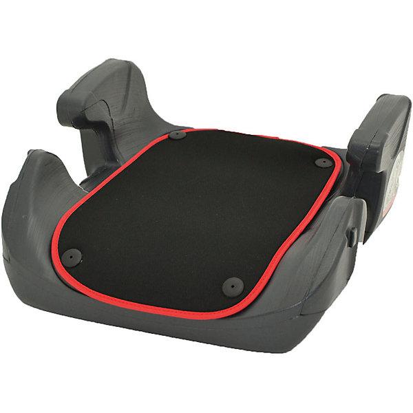Автокресло-бустер Nania Topo Eco 15-36 кг, paprikaГруппа 3 (от 22 до 36 кг) Бустеры<br>Бустер Topo ECO от Nania позволит перевозить ребенка, не беспокоясь при этом о его безопасности. Он предназначен для детей весом от 15 до 36 килограмм. Такой бустер обеспечит малышу не только безопасность, но и комфорт. Ребенок закрепляется  штатными автомобильными ремнями безопасности.<br>Автокресло устанавливают по ходу движения. Бустер ставится в автомобилях с 3-х точечными ремнями безопасности на заднем сиденье с краю. Такое кресло дает возможность свободно путешествовать, ездить в гости и при этом  быть рядом с малышом. Конструкция - очень удобная и прочная. Изделие произведено из качественных и безопасных для малышей материалов, оно соответствуют всем современным требованиям безопасности. Дополнено съемным чехлом, который можно стирать.<br> <br>Дополнительная информация:<br><br>цвет: черный, красный;<br>материал: текстиль, пластик;<br>вес ребенка:  15 до 36 кг;<br>вес кресла: 1,9 кг;<br>съемный чехол.<br><br>Бустер Topo ECO 15-36 кг., paprika от компании Nania можно купить в нашем магазине.<br>Ширина мм: 430; Глубина мм: 430; Высота мм: 260; Вес г: 1900; Возраст от месяцев: 36; Возраст до месяцев: 144; Пол: Женский; Возраст: Детский; SKU: 4860487;