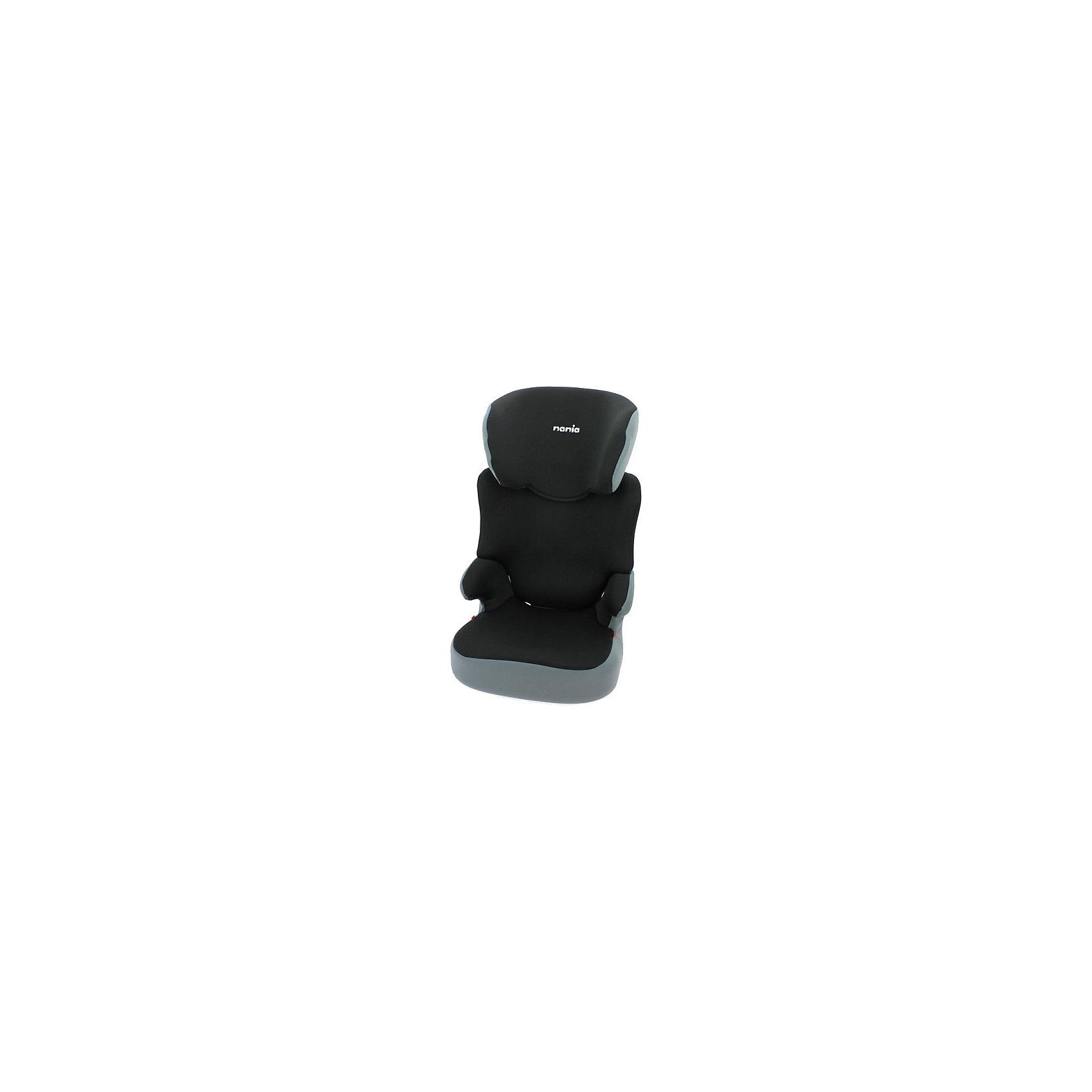 Автокресло Befix SP ECO 15-36 кг., Nania, roсk grey