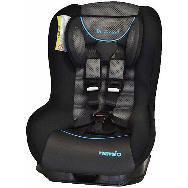 Автокресло Nania Maxim FST 0-18 кг, graphic i-techГруппа 0-1 (до 18 кг)<br>Качественное высокотехнологичное автокресло Maxim FST от Nania позволит перевозить ребенка, не беспокоясь при этом о его безопасности. Оно предназначено для детей весом от 0 до 18 килограмм. Такое кресло обеспечит малышу не только безопасность, но и комфорт. Поглощающая силу удара прослойка произведена из полистирола. Есть 5точечные ремни безопасности с возможностью регулировки.<br>Такое кресло дает возможность свободно путешествовать, ездить в гости и при этом  быть рядом с малышом. Конструкция - очень удобная и прочная. Изделие произведено из качественных и безопасных для малышей материалов, оно соответствуют всем современным требованиям безопасности. Дополнено съемным чехлом, который можно стирать. Соответствует Европейскому Стандарту Безопасности ECE R44/03.<br> <br>Дополнительная информация:<br><br>цвет: черный;<br>материал: текстиль, пластик;<br>вес ребенка:  0 до 18 кг;<br>вес кресла: 9,97 кг;<br>регулируемые 5точечные ремни безопасности;<br>съемный чехол.<br><br>Автокресло Maxim FST 0-18 кг., от компании Nania можно купить в нашем магазине.<br><br>Ширина мм: 570<br>Глубина мм: 450<br>Высота мм: 595<br>Вес г: 9970<br>Возраст от месяцев: 0<br>Возраст до месяцев: 48<br>Пол: Унисекс<br>Возраст: Детский<br>SKU: 4860507