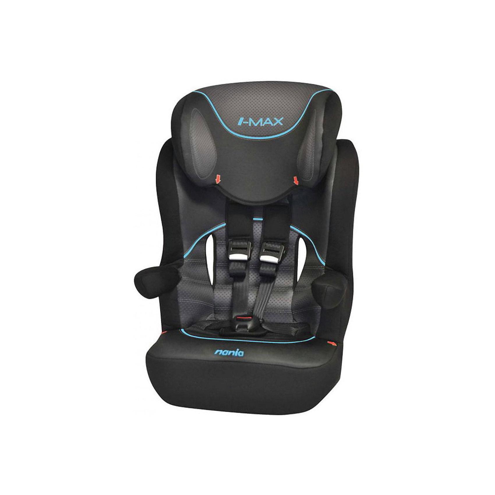 Автокресло Imax SP FST 9-36 кг., Nania, pop blackКачественное высокотехнологичное автокресло Imax SP FST от Nania позволит перевозить ребенка, не беспокоясь при этом о его безопасности. Оно предназначено для детей весом от 9 до 36 килограмм. Такое кресло обеспечит малышу не только безопасность, но и комфорт. Ребенок закрепляется  штатными автомобильными ремнями безопасности.<br>Автокресло устанавливают по ходу движения. Высокий уровень безопасности обеспечен благодаря цельному литому корпусу и продуманной конструкции автокресла. Такое кресло дает возможность свободно путешествовать, ездить в гости и при этом  быть рядом с малышом. Конструкция - очень удобная и прочная. Изделие произведено из качественных и безопасных для малышей материалов, оно соответствуют всем современным требованиям безопасности. Дополнено съемным чехлом, который можно стирать. Отлично показало себя на краш0тестах.<br> <br>Дополнительная информация:<br><br>цвет: черный, серый;<br>материал: текстиль, пластик;<br>вес ребенка:  9 до 36 кг;<br>вес кресла: 10,5 кг;<br>литой корпус;<br>съемный чехол.<br><br>Автокресло Imax SP FST от компании Nania можно купить в нашем магазине.<br><br>Ширина мм: 500<br>Глубина мм: 450<br>Высота мм: 710<br>Вес г: 10520<br>Возраст от месяцев: 9<br>Возраст до месяцев: 144<br>Пол: Унисекс<br>Возраст: Детский<br>SKU: 4860511