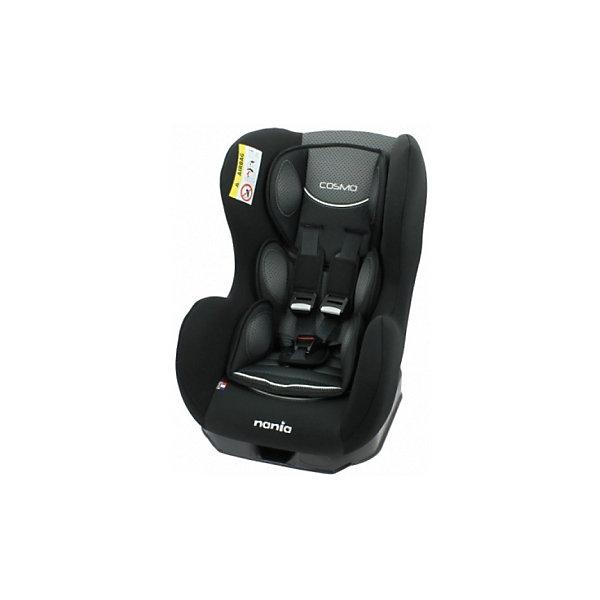 Автокресло Nania Cosmo SP FST 0-18 кг, graphic blackГруппа 0-1 (до 18 кг)<br>Качественное высокотехнологичное автокресло  Cosmo SP FST позволит перевозить ребенка, не беспокоясь при этом о его безопасности. Оно предназначено для детей весом от 0 до 18 килограмм. Такое кресло обеспечит малышу не только безопасность, но и комфорт. В нем есть специальный мягкий вкладыш и подголовник. Дополнительно усиленна боковая защита, спинка регулируется, пятиточечный ремень безопасности с удобной системой натяжения. Особая система крепления облегчает установку кресла в машину. Надежно крепится к автомобильному сиденью. Устанавливается по ходу движения автомобиля (ремень машины проходит между основой и корпусом кресла). Ставится на переднем или на заднем сиденье.<br>Такое кресло дает возможность свободно путешествовать, ездить в гости и при этом  быть рядом с малышом. Конструкция - очень удобная и прочная. Изделие произведено из качественных и безопасных для малышей материалов, оно соответствуют всем современным требованиям безопасности. Дополнено съемным чехлом, который можно стирать. Соответствует Европейскому Стандарту Безопасности ECE R44/03.<br> <br>Дополнительная информация:<br><br>цвет: черный;<br>материал: текстиль, пластик;<br>вес ребенка:  0 до 18 кг;<br>вес кресла: 14,9 кг;<br>регулируемые 5точечные ремни безопасности;<br>съемный чехол.<br><br>Автокресло  Cosmo SP FST от компании Nania можно купить в нашем магазине.<br><br>Ширина мм: 455<br>Глубина мм: 805<br>Высота мм: 660<br>Вес г: 14910<br>Возраст от месяцев: 0<br>Возраст до месяцев: 48<br>Пол: Унисекс<br>Возраст: Детский<br>SKU: 4860514