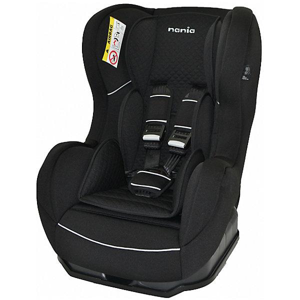 Автокресло Nania Cosmo SP LTD 0-18 кг, quilt blackГруппа 0-1 (до 18 кг)<br>Качественное высокотехнологичное автокресло Cosmo SP LTD позволит перевозить ребенка, не беспокоясь при этом о его безопасности. Оно предназначено для детей весом от 0 до 18 килограмм. Такое кресло обеспечит малышу не только безопасность, но и комфорт. В нем есть специальный мягкий вкладыш и подголовник. Дополнительно усиленна боковая защита, спинка регулируется, пятиточечный ремень безопасности с удобной системой натяжения. Особая система крепления облегчает установку кресла в машину. Надежно крепится к автомобильному сиденью. Устанавливается по ходу движения автомобиля (ремень машины проходит между основой и корпусом кресла). Ставится на переднем или на заднем сиденье.<br>Такое кресло дает возможность свободно путешествовать, ездить в гости и при этом  быть рядом с малышом. Конструкция - очень удобная и прочная. Изделие произведено из качественных и безопасных для малышей материалов, оно соответствуют всем современным требованиям безопасности. Дополнено съемным чехлом, который можно стирать. Соответствует Европейскому Стандарту Безопасности ECE R44/03.<br> <br>Дополнительная информация:<br><br>цвет: черный;<br>материал: текстиль, пластик;<br>вес ребенка:  0 до 18 кг;<br>вес кресла: 14,9 кг;<br>регулируемые 5точечные ремни безопасности;<br>съемный чехол.<br><br>Автокресло Cosmo SP LTD от компании Nania можно купить в нашем магазине.<br><br>Ширина мм: 455<br>Глубина мм: 805<br>Высота мм: 660<br>Вес г: 14910<br>Возраст от месяцев: 36<br>Возраст до месяцев: 144<br>Пол: Унисекс<br>Возраст: Детский<br>SKU: 4860522