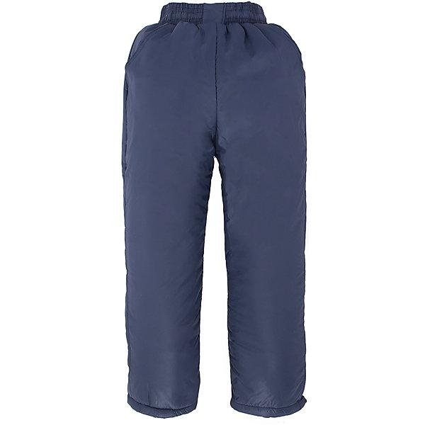 Брюки для мальчика DAUBERВерхняя одежда<br>Характеристики товара:<br><br>• цвет: синий<br>• состав ткани: 100% полиэстер<br>• подкладка: 100% полиэстер <br>• утеплитель: 100% полиэстер (синтепон)<br>• сезон: зима<br>• температурный режим: от -20 до +10 <br>• плотность наполнителя: 200 гр/м?<br>• особенности модели: спортивный стиль<br>• пояс: резинка<br>• страна бренда: Россия<br>• страна изготовитель: Россия<br><br>Синие детские брюки комфортно сидят, не вызывают неудобств, быстро высыхают. Бренд Dauber - это стильный продуманный дизайн и неизменно высокое качество исполнения. Брюки для ребенка сделаны из влагоустойчивого утеплителя и прочного грязеотталкивающего верха. Детские брюки обеспечат ребенку комфорт благодаря мягкой резинке в поясе. <br><br>Брюки Dauber (Даубер) для мальчика можно купить в нашем интернет-магазине.<br>Ширина мм: 215; Глубина мм: 88; Высота мм: 191; Вес г: 336; Цвет: синий; Возраст от месяцев: 36; Возраст до месяцев: 48; Пол: Мужской; Возраст: Детский; Размер: 104,116,110,98; SKU: 4862286;