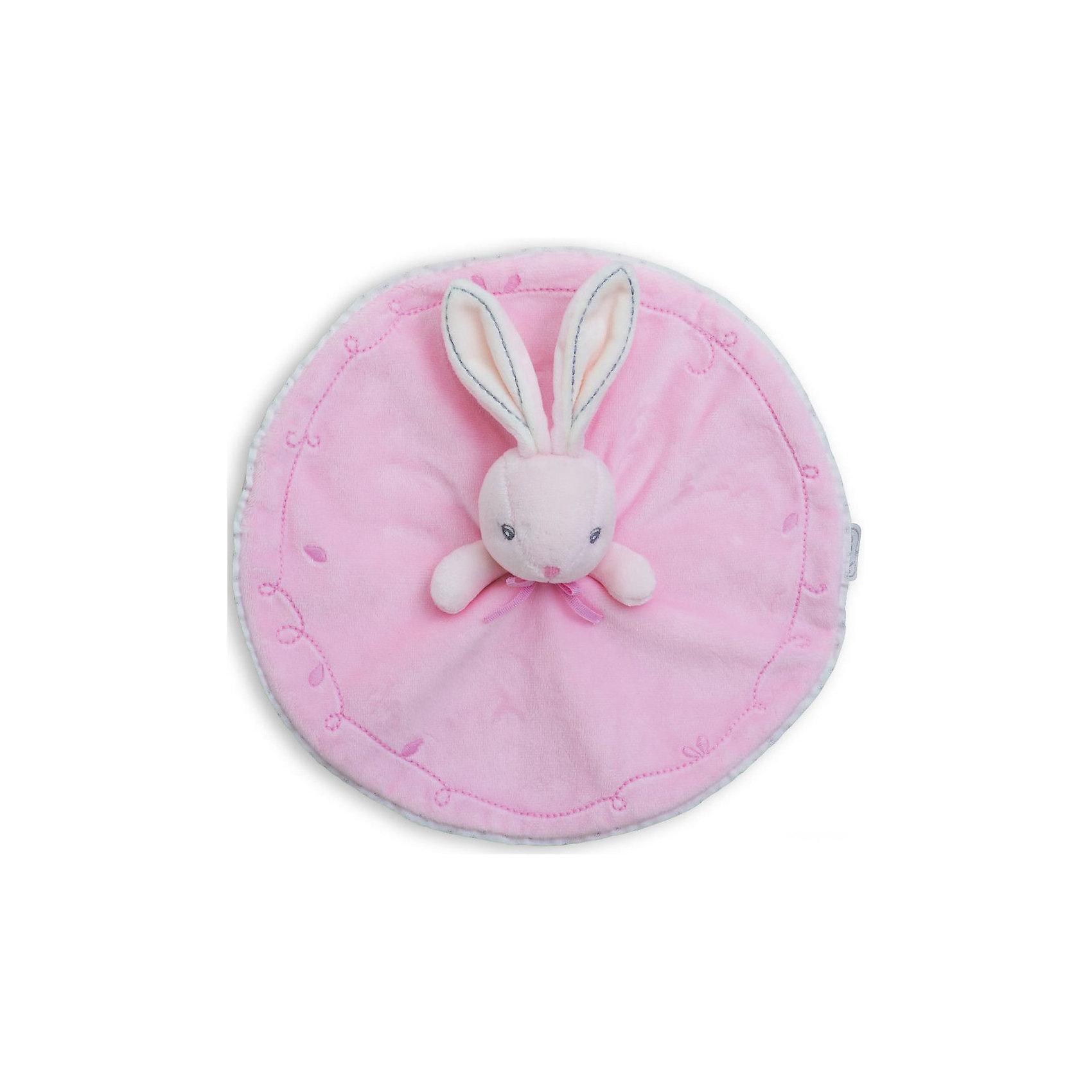 Заяц комфортер круглый розовый, коллекция Жемчуг, KalooЗайцы и кролики<br>Маленькая Зайка Kaloo - нежная и приятная на ощупь игрушка, которую так и хочется взять на ручки, она станет прекрасным другом малышу и подарит уют во время сновидений. <br>Платье зайки выполнено в нежно розовом свете и украшено вышивкой по периметру.<br><br>Дополнительная информация:<br><br>-Материал: ткань, искусственный мех<br>-Диаметр игрушки: 20 см<br>-Вес: 0.3 кг<br>-Размер упаковки: диаметр 18.5 см<br><br>Круглого розового зайца комфортер, коллекции Жемчуг, Kaloo можно купить в нашем интернет-магазине.<br><br>Ширина мм: 208<br>Глубина мм: 18<br>Высота мм: 280<br>Вес г: 400<br>Возраст от месяцев: 0<br>Возраст до месяцев: 1188<br>Пол: Унисекс<br>Возраст: Детский<br>SKU: 4862338
