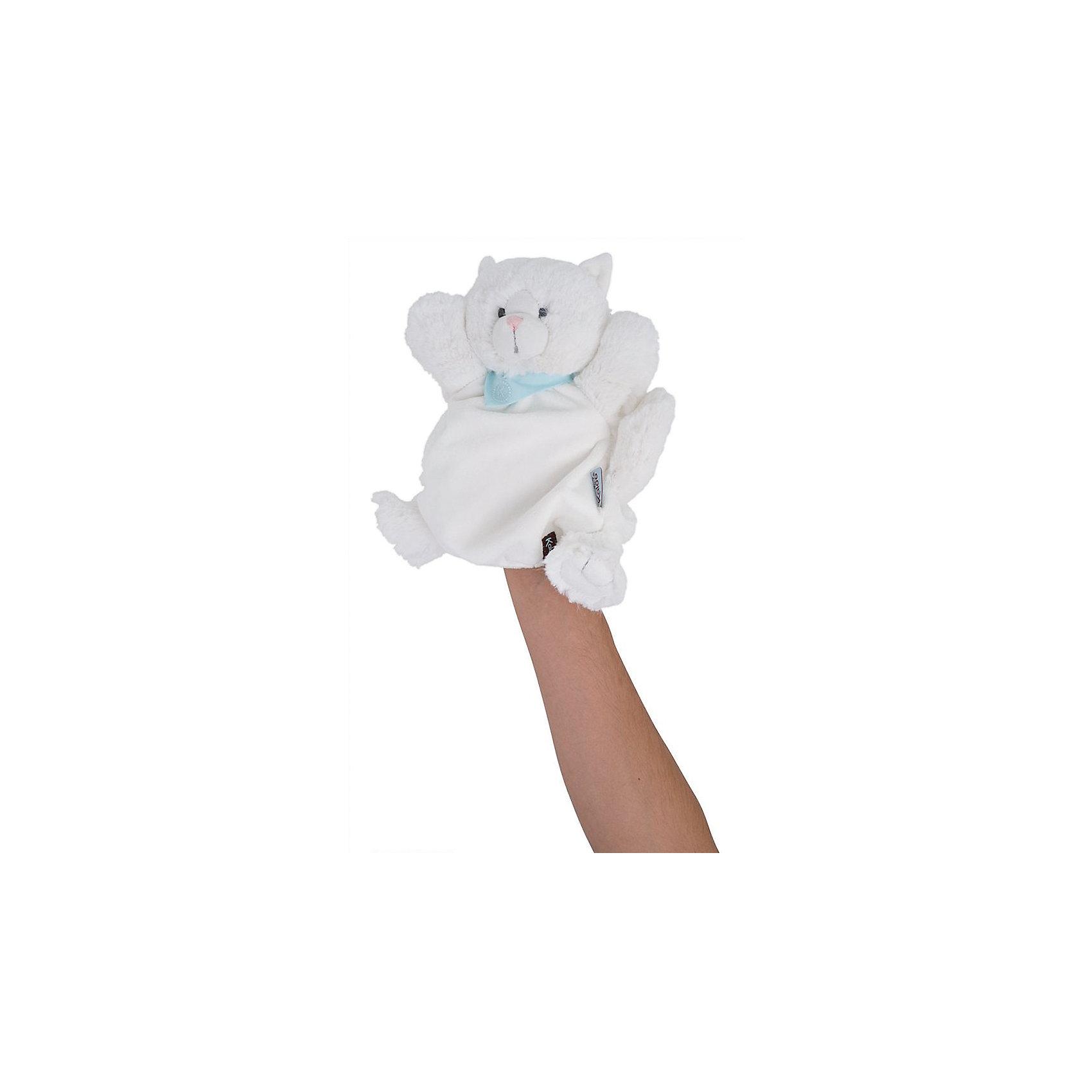 Kaloo Котик комфортер игрушка на руку, коллекция Друзья, Kaloo kaloo котик комфортер игрушка на руку коллекция друзья kaloo