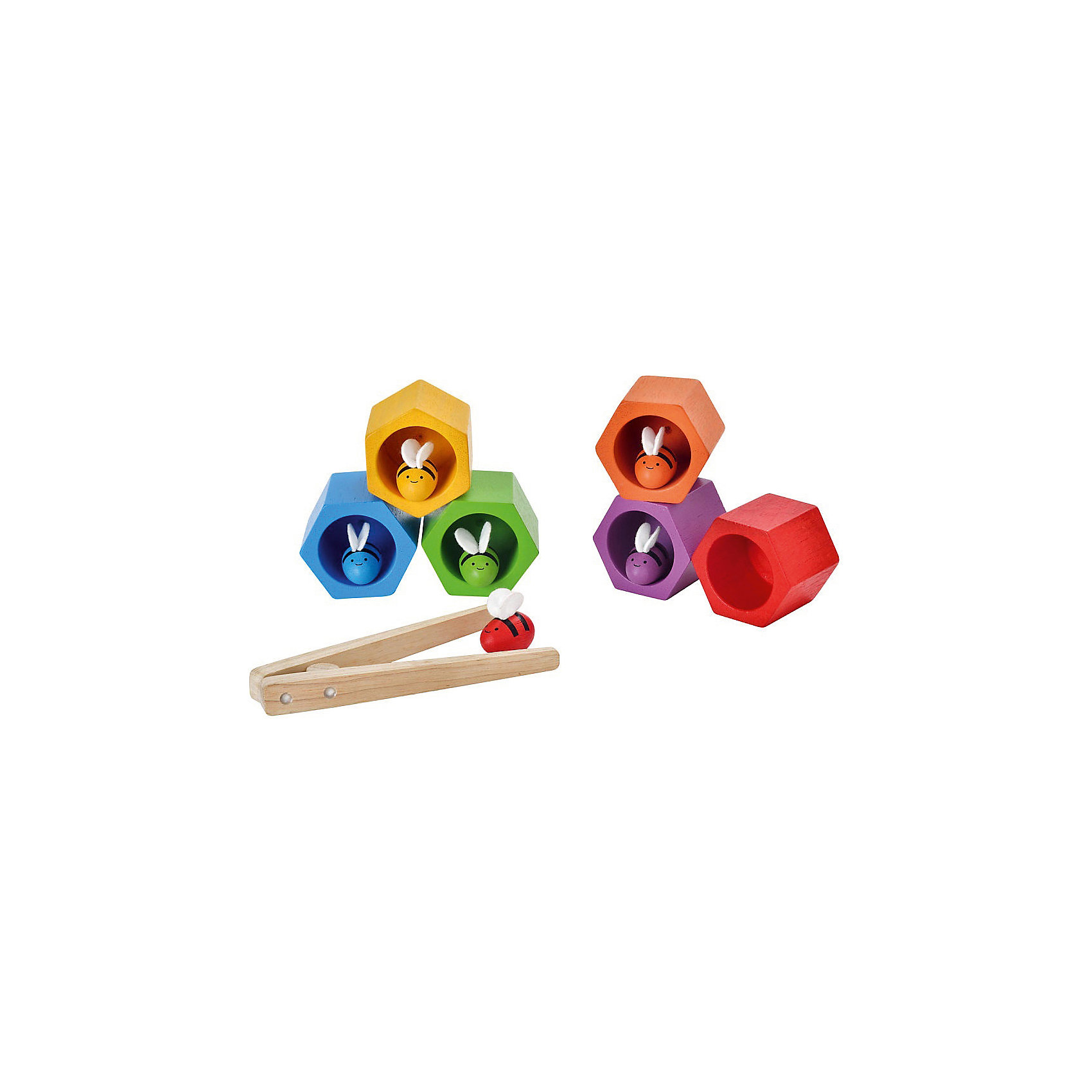 Plan Toys Игра Пчелки, Plan Toys конструкторы plan toys игра кактус