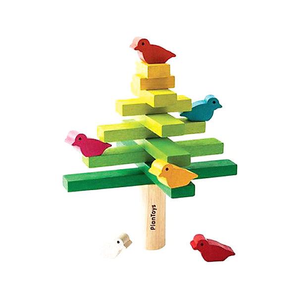 Головоломка Балансирующее дерево, Plan ToysНастольные игры для всей семьи<br>Головоломка Балансирующее дерево это оригинальная разноцветная развивающая игрушка для вашего ребенка. Детали игры выполнены в виде ярких фигурок птиц, малыш должен правильно сложить деревце, чтобы оно не упало. В набор входит 11 деталей для постройки дерева, и 6 фигурок птиц, материал изготовлен из каучукового дерева с использованием нетоксичных красок.<br><br>Дополнительная информация:<br><br>-Размер игры: 2 x 15 x 1 см<br>-Материал: дерево<br>-Вес: 0.7 кг<br><br>Головоломку Балансирующее дерево, Plan Toys можно купить в нашем интернет-магазине.<br>Ширина мм: 150; Глубина мм: 20; Высота мм: 150; Вес г: 400; Возраст от месяцев: 36; Возраст до месяцев: 1188; Пол: Унисекс; Возраст: Детский; SKU: 4862352;