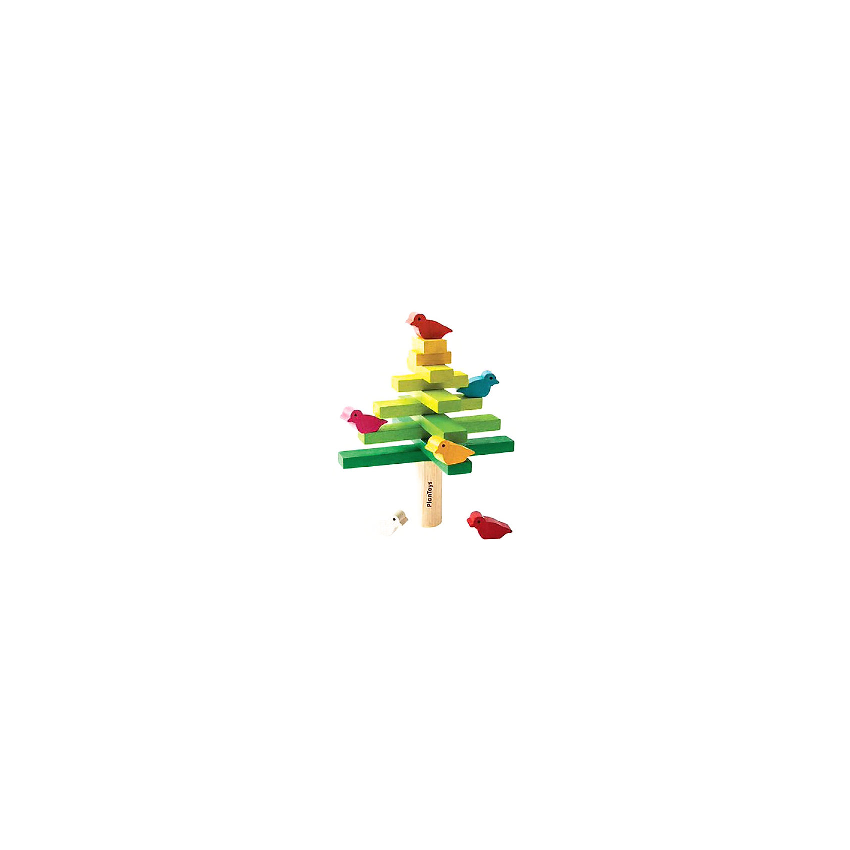 Plan Toys Головоломка Балансирующее дерево, Plan Toys конструкторы plan toys игра кактус