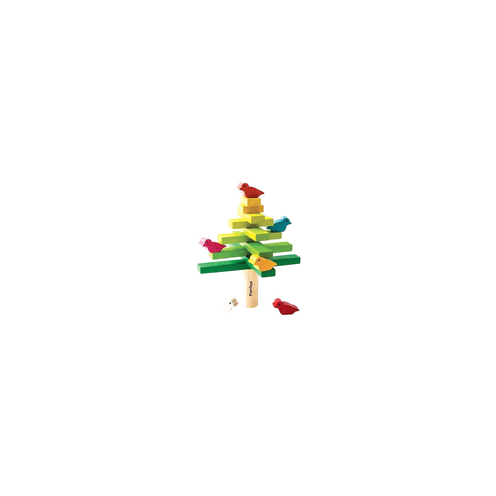 Plan Toys Головоломка Балансирующее дерево,