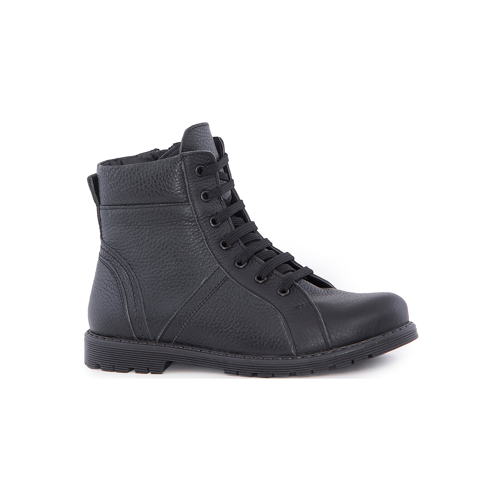 MURSU Ботинки для мальчика Mursu ботинки mursu 200743 черный р 37