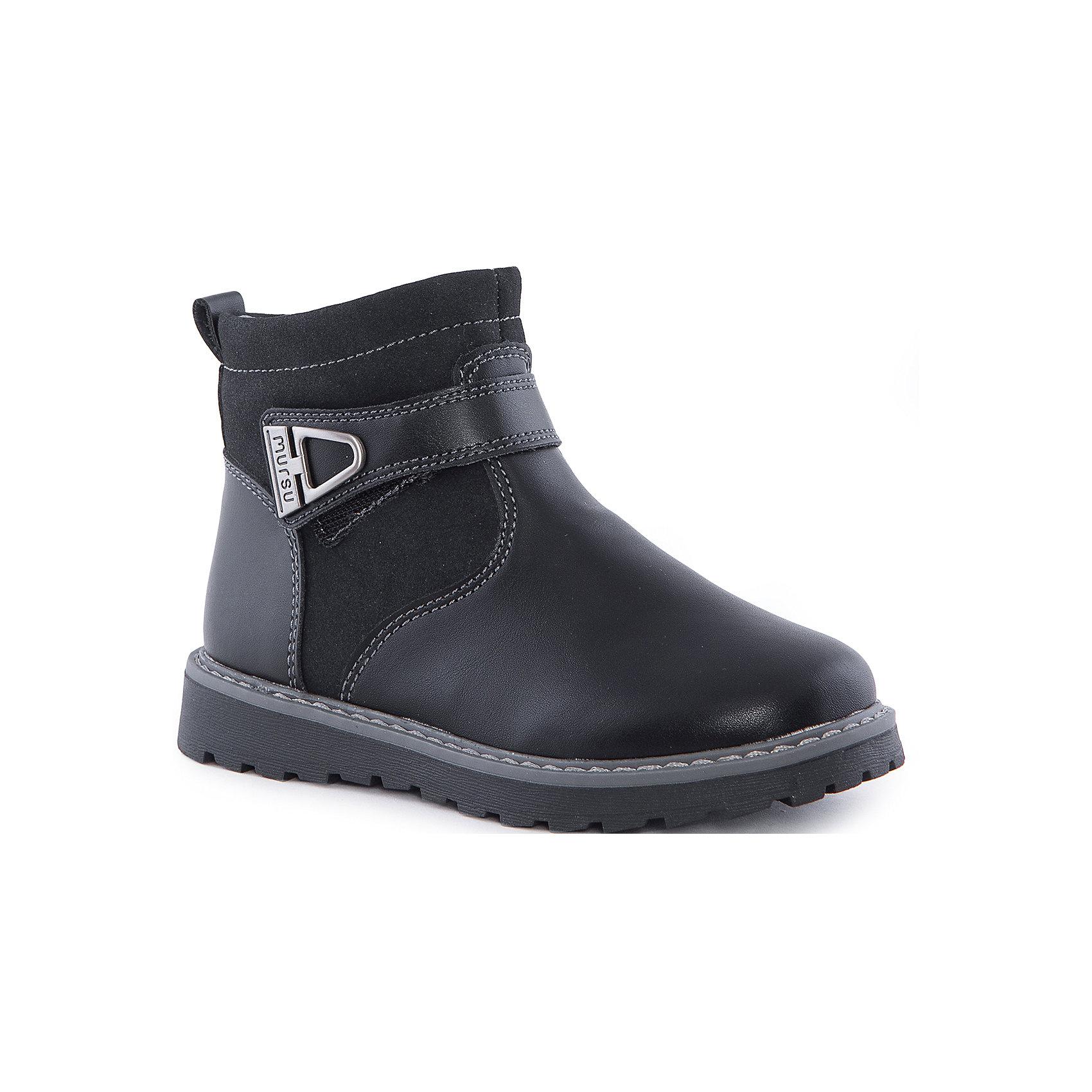 MURSU Ботинки для мальчика Mursu женские сумки