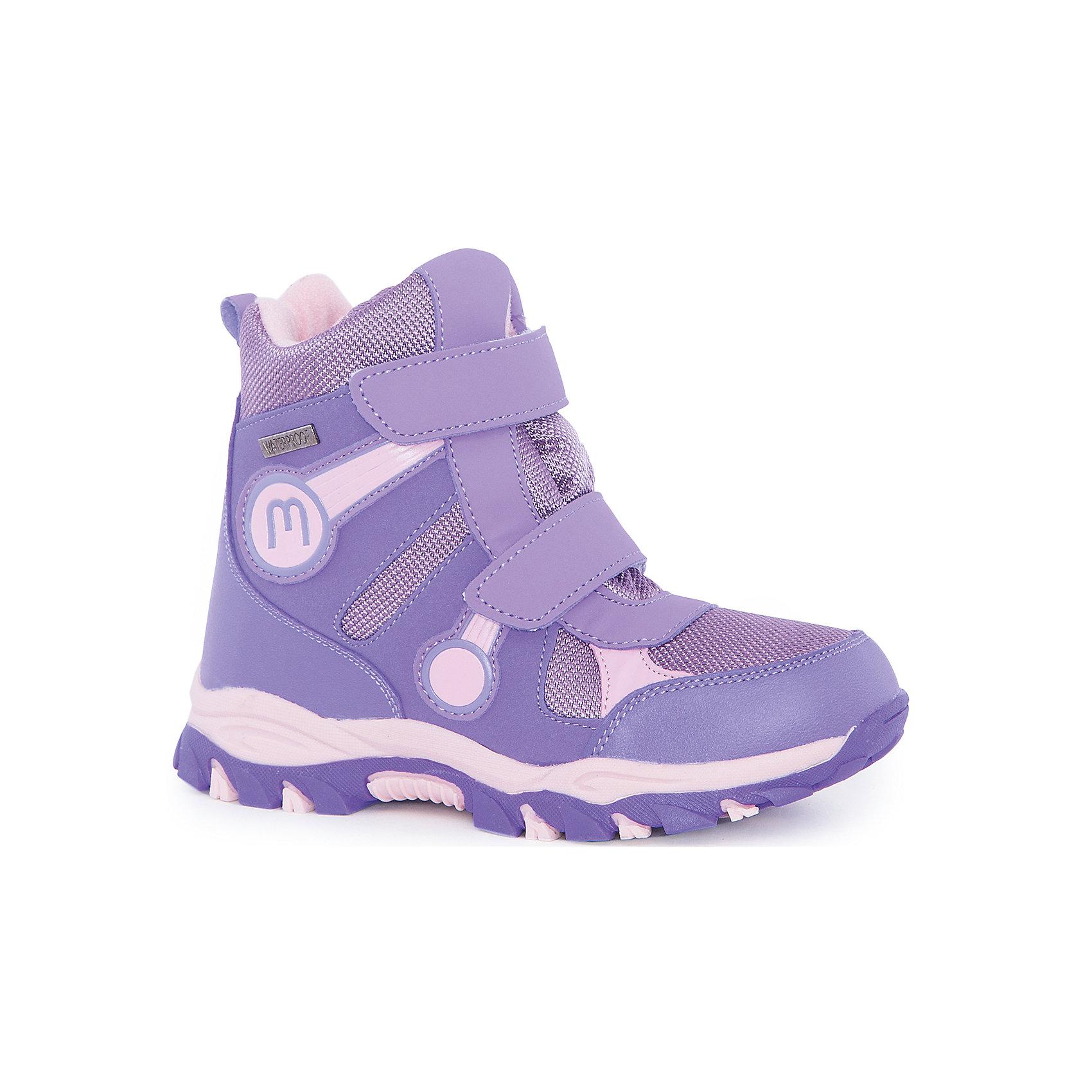 MURSU Ботинки для девочки Mursu ботинки mursu 200240 черный р 37