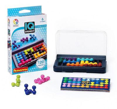 Логическая игра IQ-Элемент, Bondibon