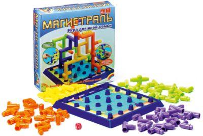 Настольная игра Магистраль (3Д игра) , Bondibon фото-1