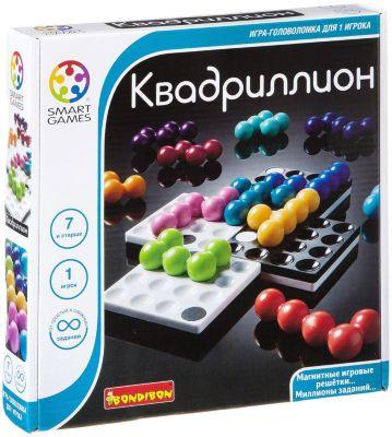 Логическая игра Квадриллион ., Bondibon фото-1