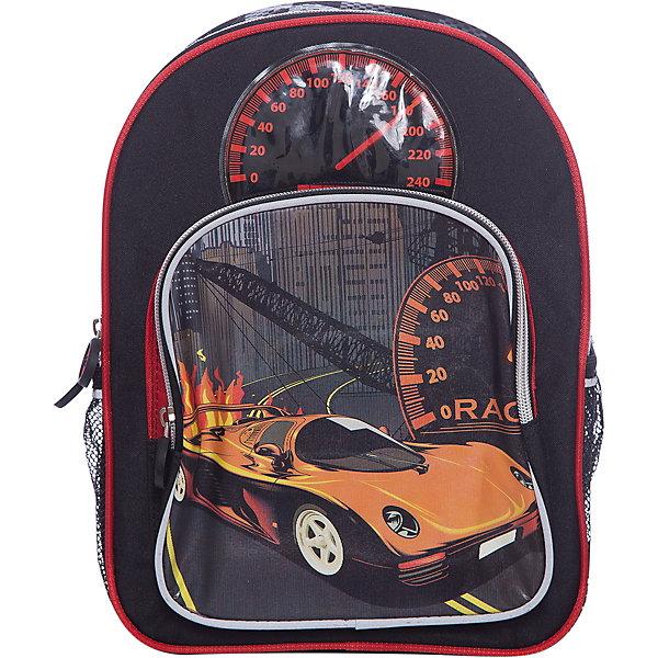 Рюкзак CarРюкзаки<br>Рюкзак Car, CENTRUM (Центрум) ? рюкзак отечественного бренда детской серии. Рюкзаки этой серии выполнены из непромокаемого и прочного полиэстера высокого качества, отличаются легким весом. <br>Внутреннее устройство рюкзака состоит из одного вместительного отсека. На передней спинке имеется объемный карман на молнии, по бокам рюкзака имеются два сетчатых кармана. Эргономичность рюкзака обеспечивается плотной спинкой и широкими регулируемыми лямками, на которых есть светоотражающие элементы. Для удобства переноса рюкзака в руках имеется  ручка-петля. <br>Рюкзак выполнен в стильном дизайне: на передней стенке изображен спидометр, на объемном кармане – гоночный автомобиль.<br>Рюкзак Car, CENTRUM (Центрум) ? это многофункциональность, качество и удобство использования. <br><br>Дополнительная информация:<br><br>- Вес: 345 г<br>- Габариты (Д*Г*В): 34*12*25 см<br>- Цвет: черный, красный<br>- Материал: полиэстер<br>- Сезон: круглый год<br>- Коллекция: детская<br>- Пол: мужской<br>- Предназначение: для школы, для занятий спортом, для путешествий <br>- Особенности ухода: можно чистить влажной щеткой или губкой<br><br>Подробнее:<br><br>• Для детей в возрасте: от 3 лет и до 10 лет<br>• Страна производитель: Китай<br>• Торговый бренд: CENTRUM<br><br>Рюкзак Car, CENTRUM (Центрум) можно купить в нашем интернет-магазине.<br><br>Ширина мм: 340<br>Глубина мм: 120<br>Высота мм: 250<br>Вес г: 350<br>Возраст от месяцев: 36<br>Возраст до месяцев: 120<br>Пол: Унисекс<br>Возраст: Детский<br>SKU: 4865225