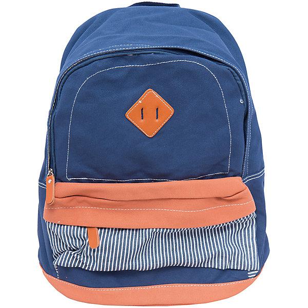 Спортивный рюкзакДетские рюкзаки<br>Спортивный рюкзак, CENTRUM (Центрум) ? рюкзак отечественного бренда молодежной серии. Новинки от Центрум молодежной серии выполнены из хлопка, отличаются легким весом. <br>Внутреннее устройство рюкзака состоит из одного вместительного отсека, большого объемного наружного кармана на передней спинке. Эргономичность рюкзака обеспечивается уплотненной спинкой и широкими регулируемыми лямками. Для удобства переноса рюкзака в руках имеется  ручка-петля. <br>Рюкзак выполнен в лаконичном дизайне: синий с оранжевой окантовкой по дну рюкзака и верхнему краю кармана, сам карман в полосочку.<br>Спортивный рюкзак, CENTRUM (Центрум) ? это многофункциональность, качество и удобство использования. <br><br>Дополнительная информация:<br><br>- Вес: 480 г<br>- Габариты (Д*Г*В): 31*17*47 см<br>- Цвет: синий, оранжевый, белый<br>- Материал: хлопок<br>- Сезон: круглый год<br>- Коллекция: молодежная<br>- Пол: женский<br>- Предназначение: для школы, для занятий спортом, для путешествий <br>- Особенности ухода: можно чистить влажной щеткой или губкой, допускается ручная стирка <br><br>Подробнее:<br><br>• Для детей в возрасте: от 12 лет <br>• Страна производитель: Китай<br>• Торговый бренд: CENTRUM<br><br>Спортивный рюкзак, CENTRUM (Центрум) можно купить в нашем интернет-магазине.<br>Ширина мм: 310; Глубина мм: 170; Высота мм: 470; Вес г: 480; Возраст от месяцев: 36; Возраст до месяцев: 120; Пол: Унисекс; Возраст: Детский; SKU: 4865234;