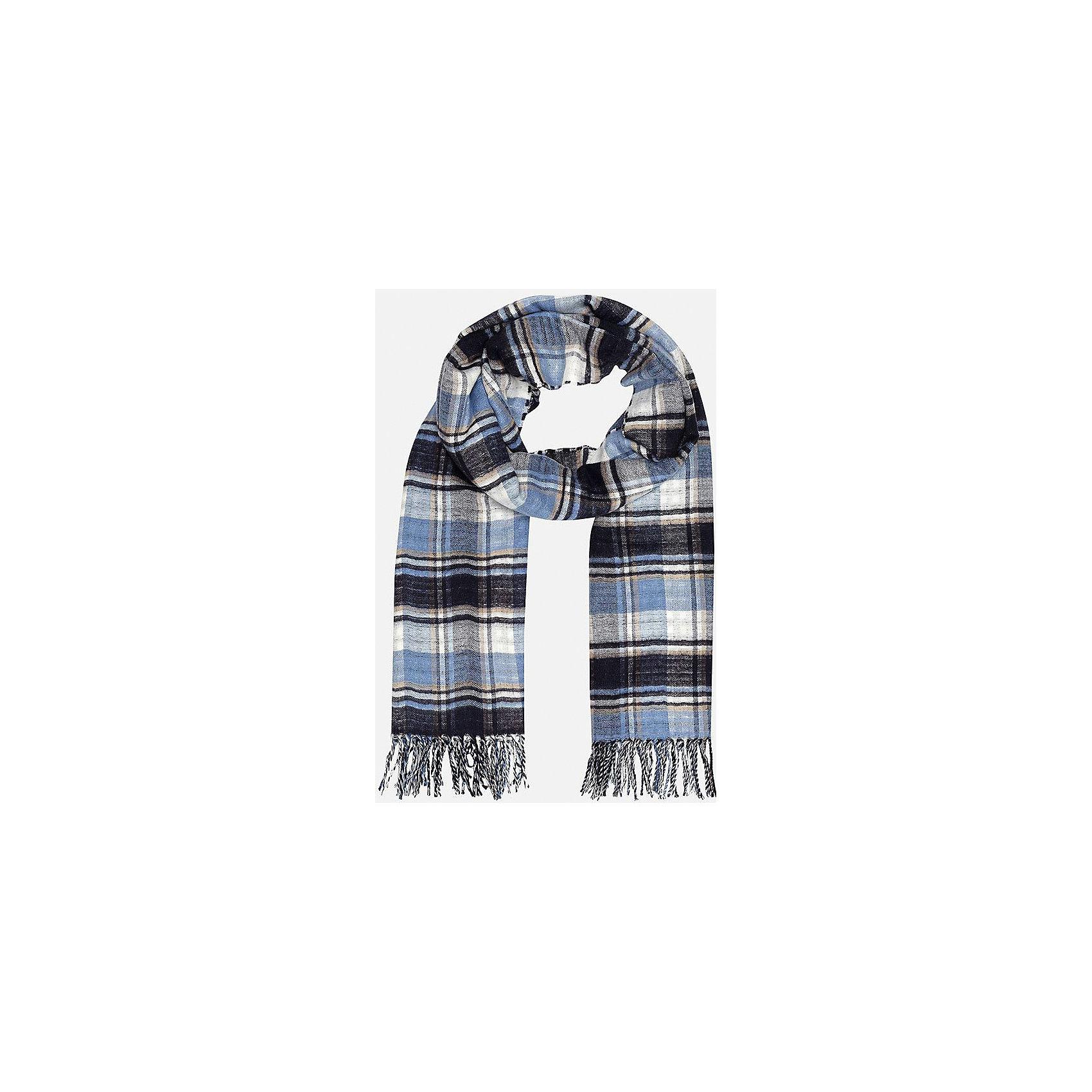 Mayoral Платок для девочки Mayoral платок шарф белый купить москва