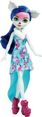 Mattel Кукла-пикси Фоксан из коллекции Заколдованная зима , Ever After High