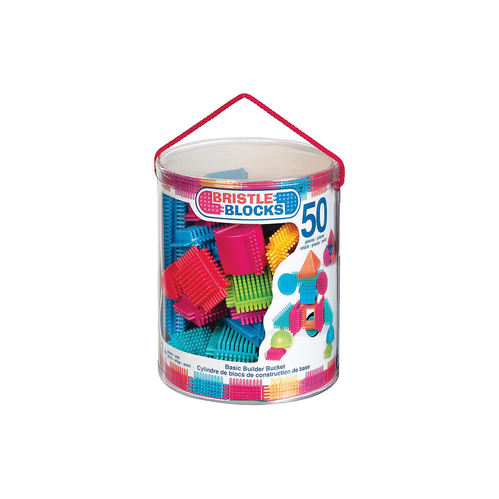����������� ���������� � �������, 50 �������, Bristle Blocks (-)