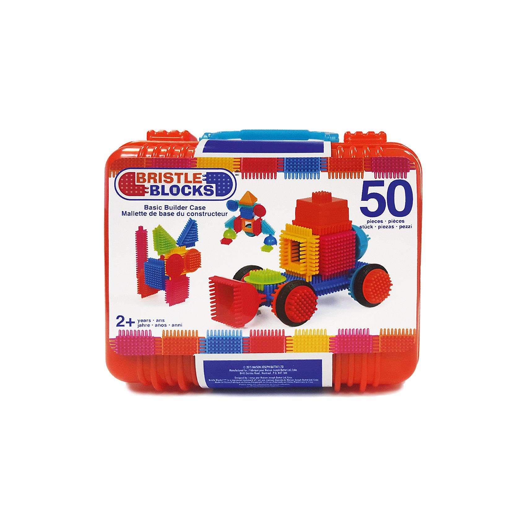 ����������� ���������� � �����������, 50 �������, Bristle Blocks (-)