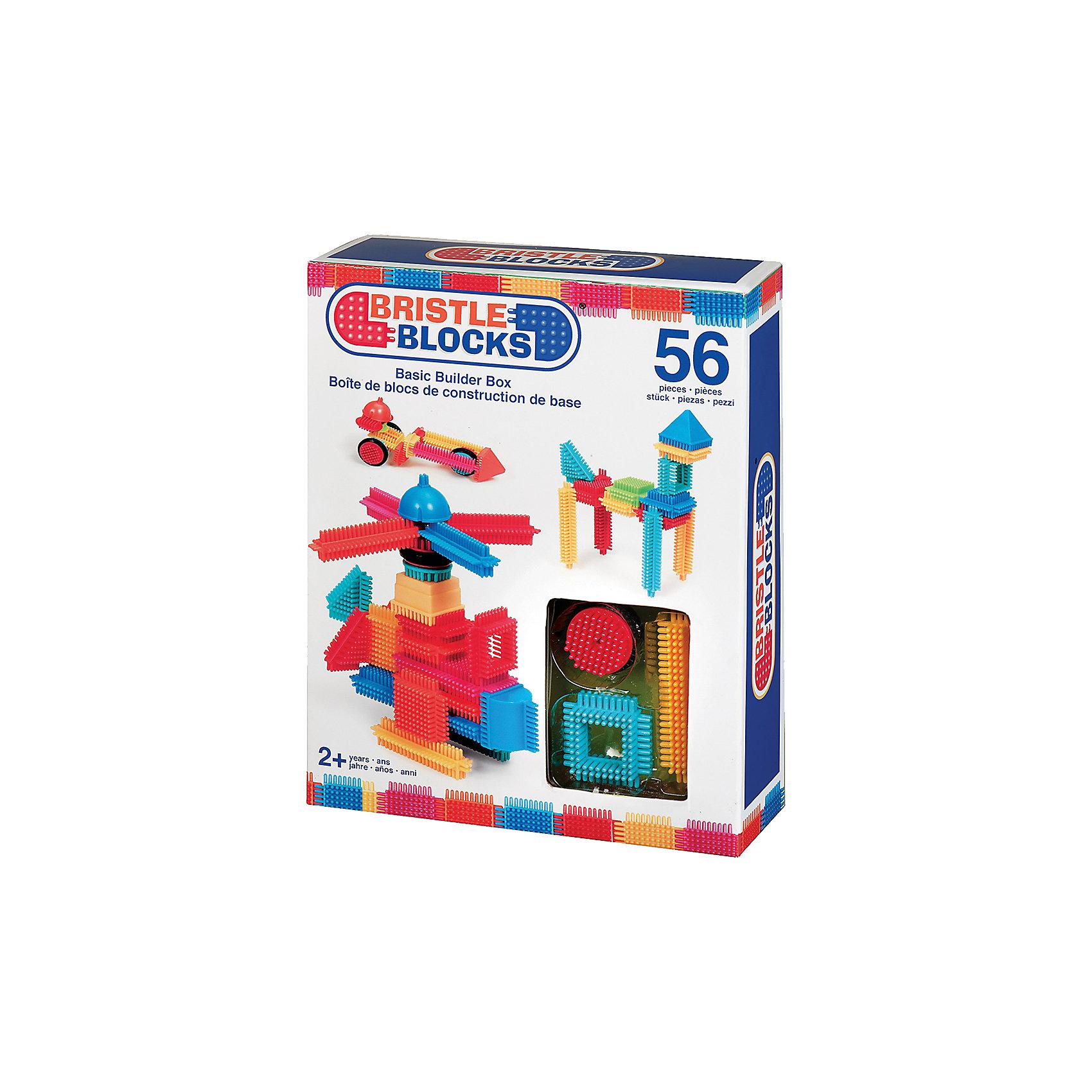 ����������� ���������� � �������, 56 �������, Bristle Blocks (-)