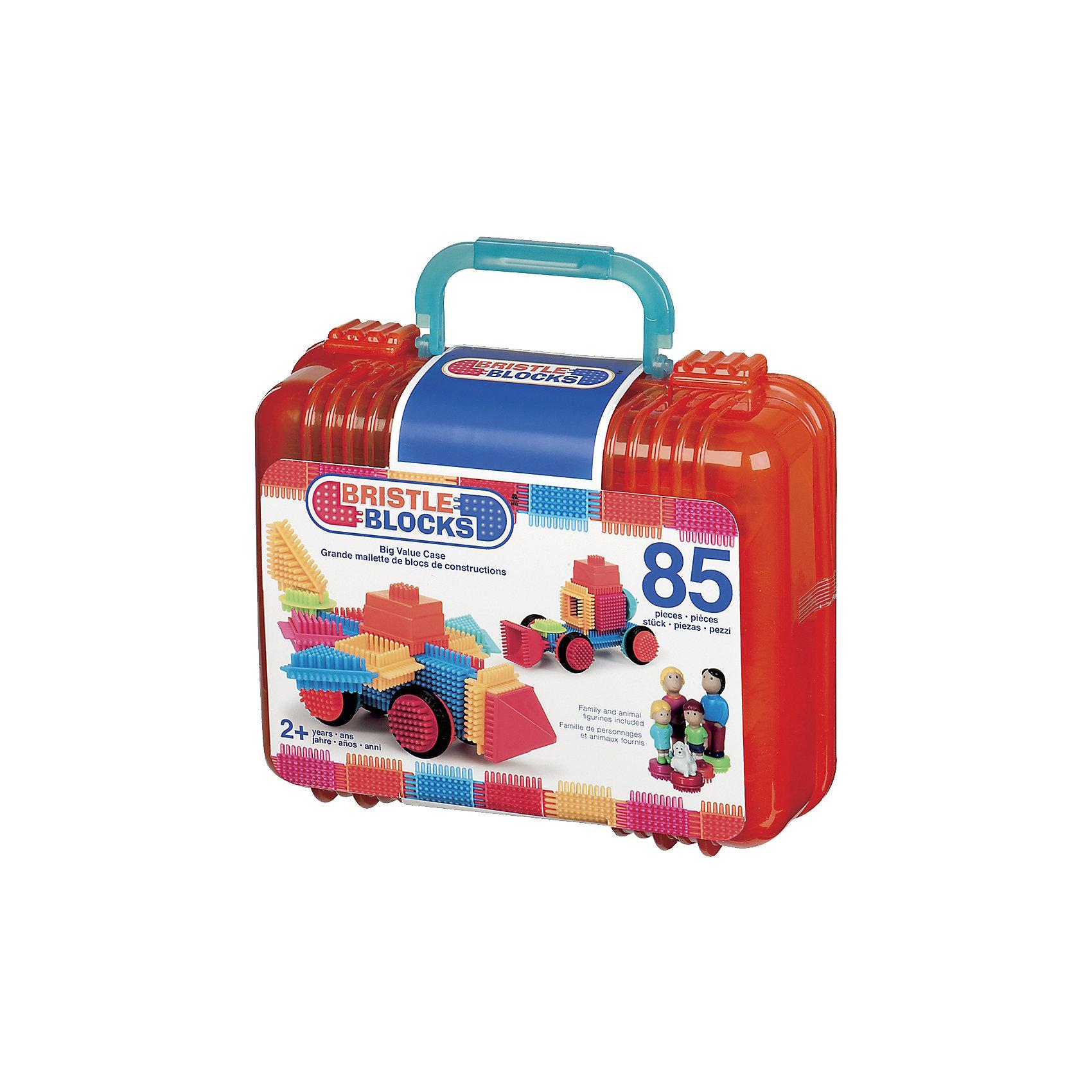 ����������� ���������� � �����������, 85 �������, Bristle Blocks (-)