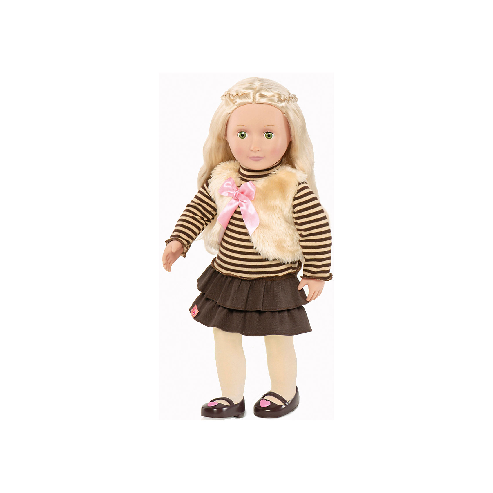 Our Generation Dolls Кукла Холли, 46 см, Our Generation Dolls куклы gulliver кукла дынька 30см