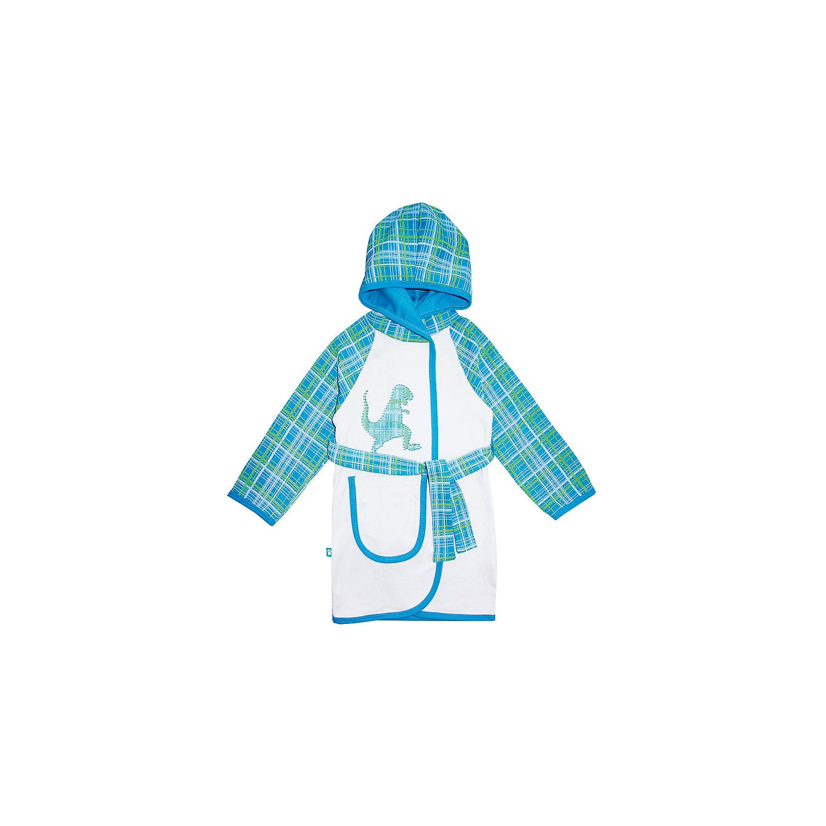 Халат для мальчика КотМарКотХалаты<br>Халат для мальчика от известного бренда КотМарКот<br>Состав:<br>100% хлопок<br><br>Ширина мм: 143<br>Глубина мм: 20<br>Высота мм: 234<br>Вес г: 253<br>Цвет: синий<br>Возраст от месяцев: 18<br>Возраст до месяцев: 24<br>Пол: Мужской<br>Возраст: Детский<br>Размер: 128,92,134,98,104,110,116,122<br>SKU: 4873270