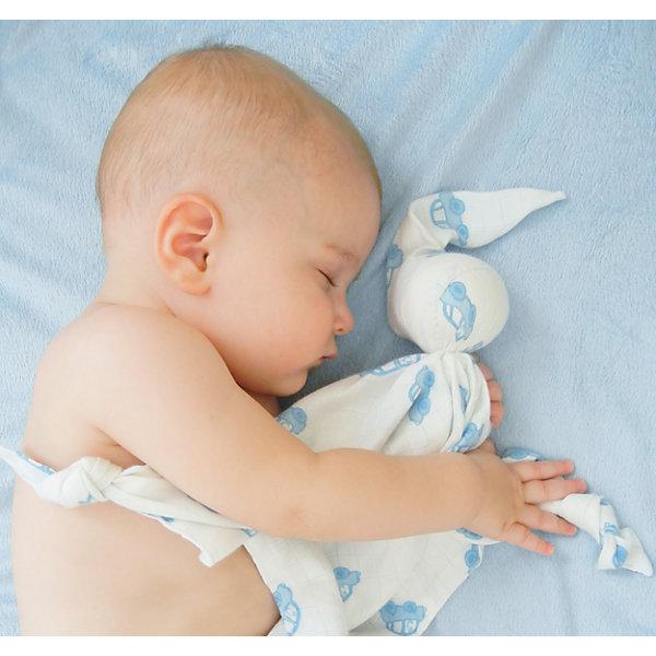Бамбуковый комфортер из муслина Mussi LONDON CUSKI, Cuski, ЛондонКомфортеры<br>Спокойствие ребенка очень важно для любого любящего родителя. Обеспечить его современной маме поможет комфортер. Комфортер - это английское изобретение, представляющее собой текстильное изделие, которое успокаивает малыша, когда мамы нет рядом. <br>Используют его следующим образом: мама спит с комфортером несколько ночей или изделие кладут рядом с мамой во время кормления. Он пропитывается её запахом, потом кладется рядом с малышом, когда он засыпает или когда мама отлучается. Выполнен комфортер, как правило, в виде забавной игрушки приятной расцветки. Сделан из безопасных для ребенка материалов. Легко стирается в машине.<br><br>Дополнительная информация:<br><br>материал: бамбук;<br>цвет: белый, голубой;<br>вес: 112 г.<br><br>Бамбуковый комфортер из муслина Mussi LONDON CUSKI от английской компании Cuski (Каски) можно купить в нашем магазине.<br>Ширина мм: 70; Глубина мм: 70; Высота мм: 200; Вес г: 112; Возраст от месяцев: 0; Возраст до месяцев: 36; Пол: Унисекс; Возраст: Детский; SKU: 4873598;