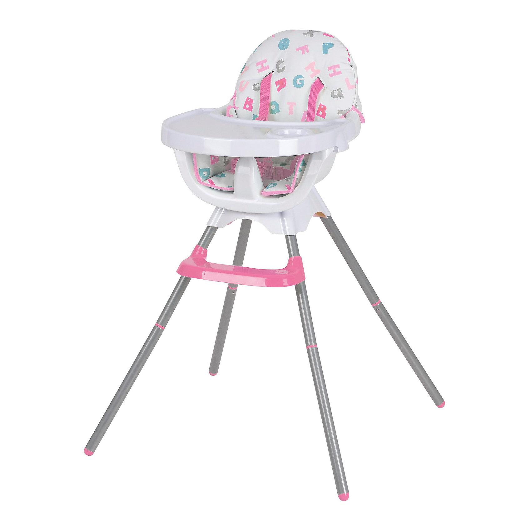 Стульчик для кормления BH-432, Selby, розовыйот +6 месяцев<br>Правильная детская мебель всегда отличается от взрослой, так как производится с учетом строения тела малыша и того, что он быстро растет. Такой стул элементарно складывается или превращается в стульчик-бустер, который прикрепляется к большому стулу для взрослых посредством распорок. Эта модель мало весит и отличается удобством, в ней можно переносить малыша.<br>Изделие легко моется. Легкий пластик отличается прочностью. Все материалы тщательно подобраны специалистами и безопасны для детей.<br><br>Дополнительная информация:<br><br>цвет: розовый;<br>возраст: от полугода;<br>материал: пластик, металл;<br>габариты (разложенный): 68 x 68 х 94 см;<br>вес: 3750 г;<br>превращается в стульчик-бустер;<br>есть стол (можно снять);<br>уровень сидения регулируется в двух положениях;<br>ножки снимаются;<br>5точечный ремень безопасности;<br>подставка для ног.<br><br>Стульчик для кормления BH-432 от компании Selby можно купить в нашем магазине.<br><br>Ширина мм: 940<br>Глубина мм: 680<br>Высота мм: 460<br>Вес г: 4450<br>Возраст от месяцев: 6<br>Возраст до месяцев: 36<br>Пол: Женский<br>Возраст: Детский<br>SKU: 4873602